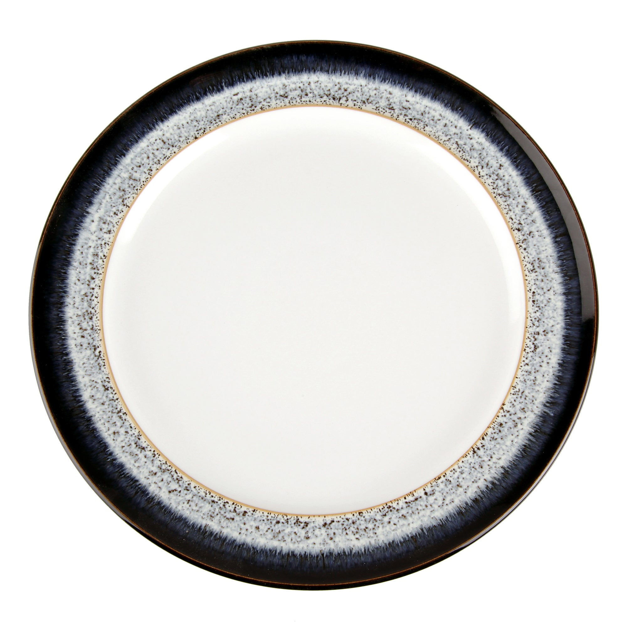 Image of Denby Halo Dinner Plate Black