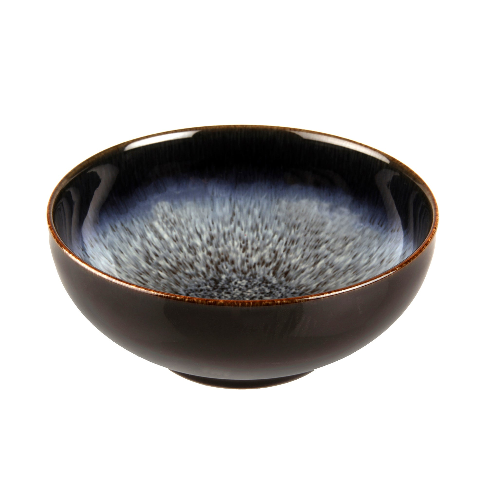 Image of Denby Halo Soup Bowl Black