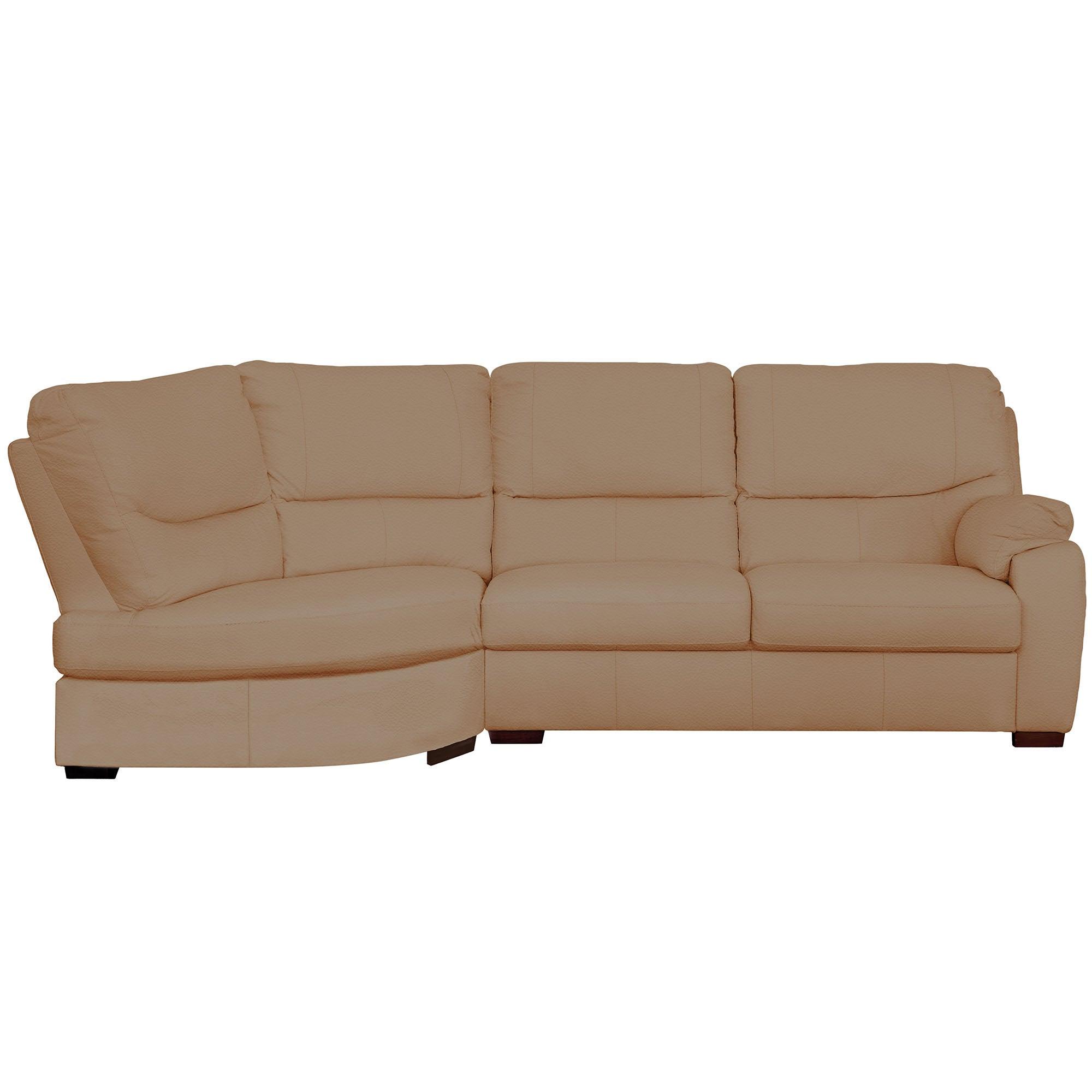 savannah corner chaise brown taupe. Black Bedroom Furniture Sets. Home Design Ideas