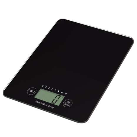 Superb Spectrum Electronic Kitchen Scale