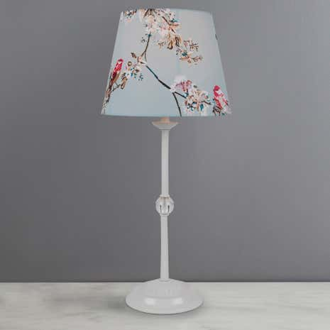 Beautiful birds table lamp dunelm beautiful birds table lamp mozeypictures