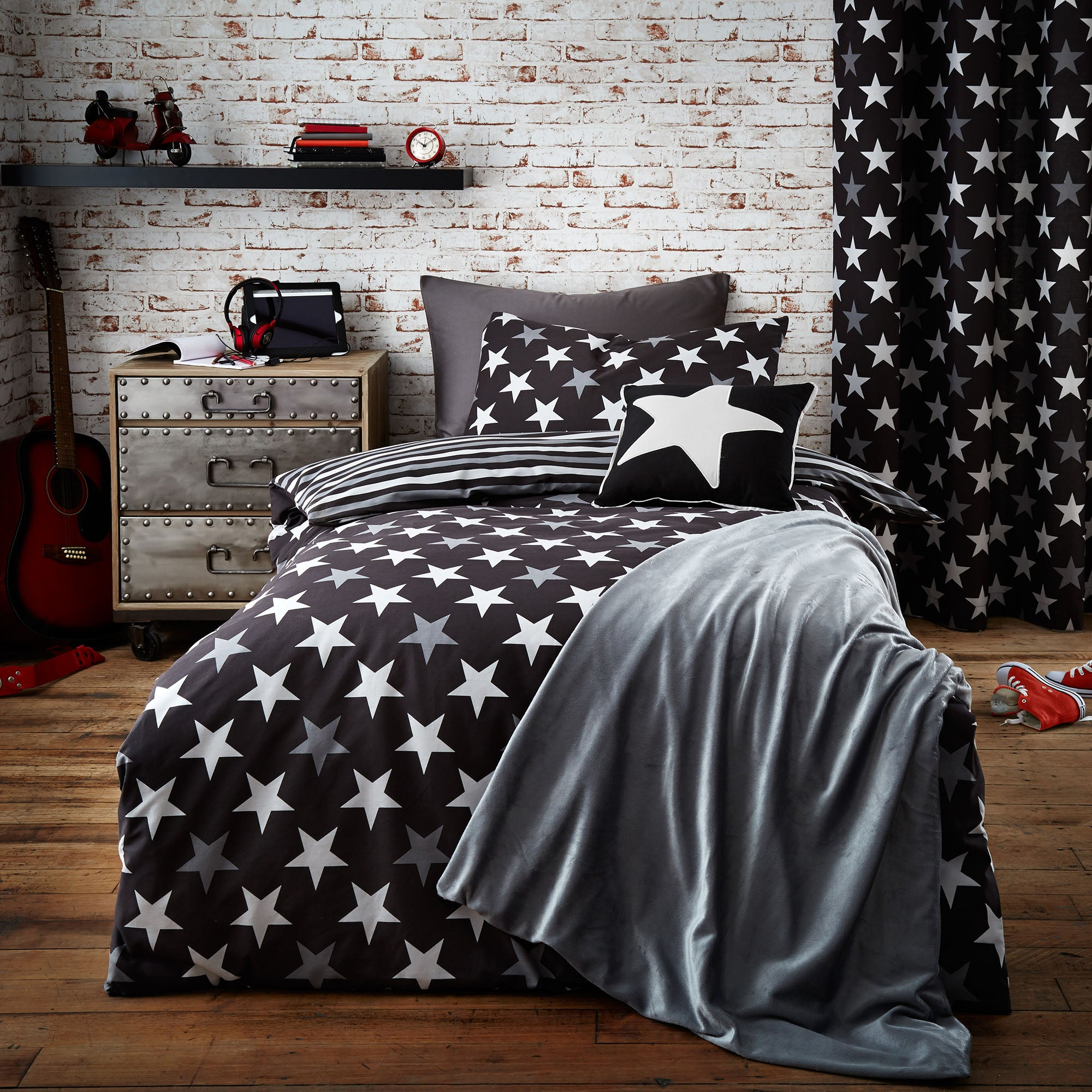 Black duvet cover | Shop for cheap Home Textiles and Save ...