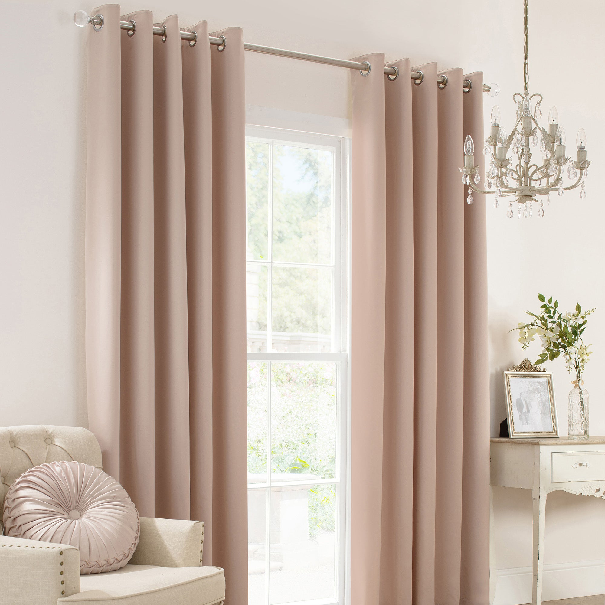 Brown Eyelet Curtains Shop For Cheap Curtains Amp Blinds