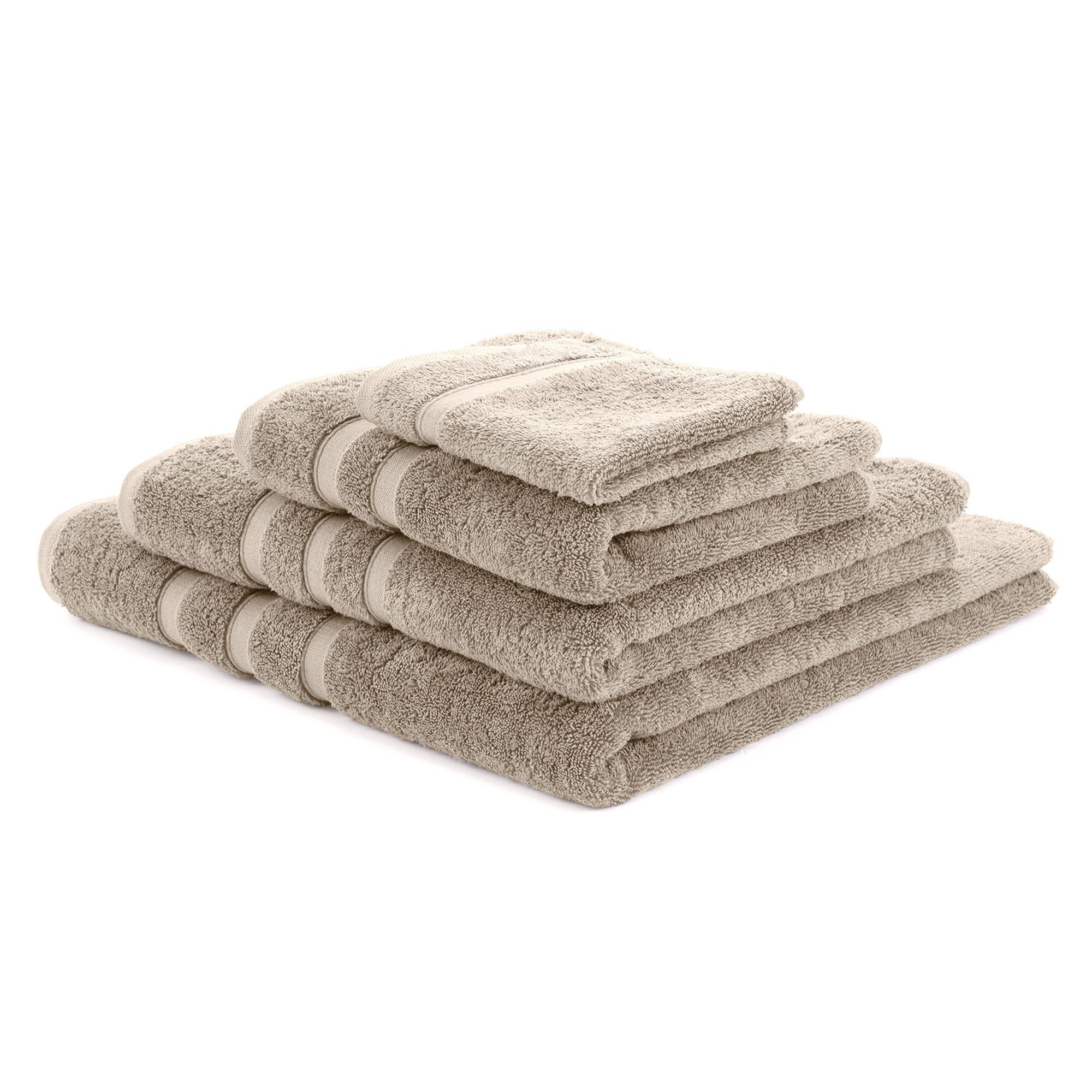 Photo of Truffle pima towel truffle