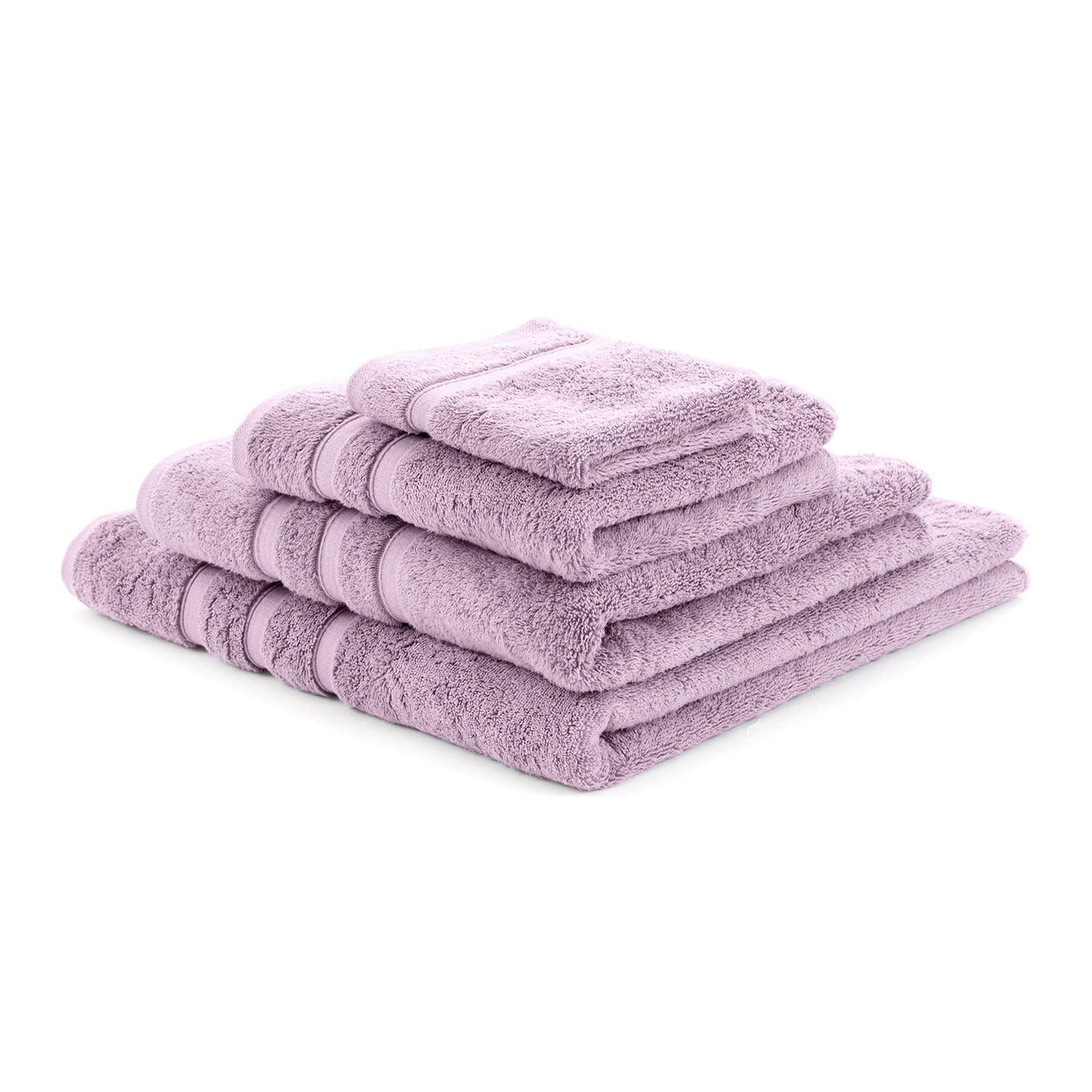 Photo of Hotel wisteria pima towel lavender