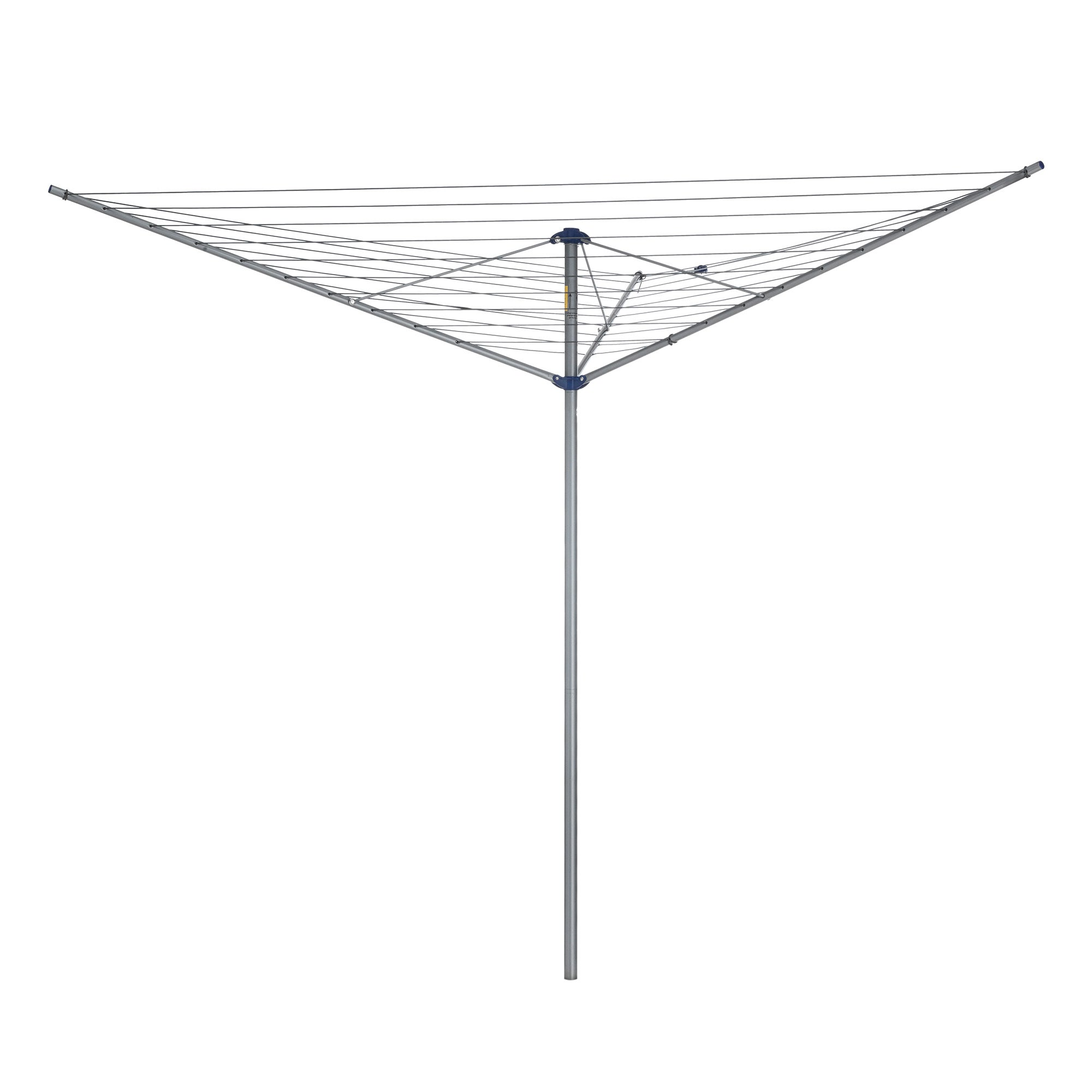 Photo of Utility room rotary drier silver -grey-