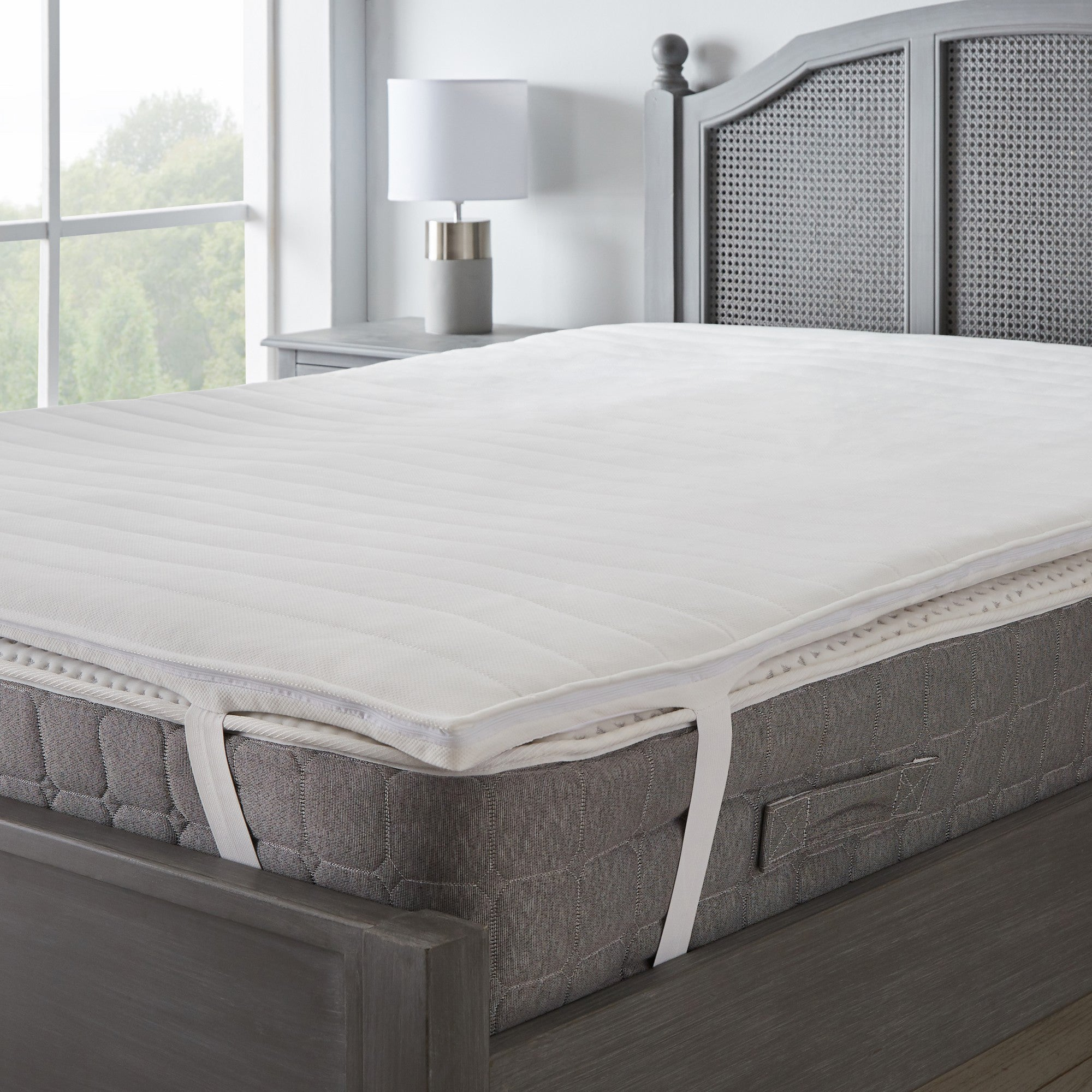 cool mattress topper shop for cheap home textiles and. Black Bedroom Furniture Sets. Home Design Ideas