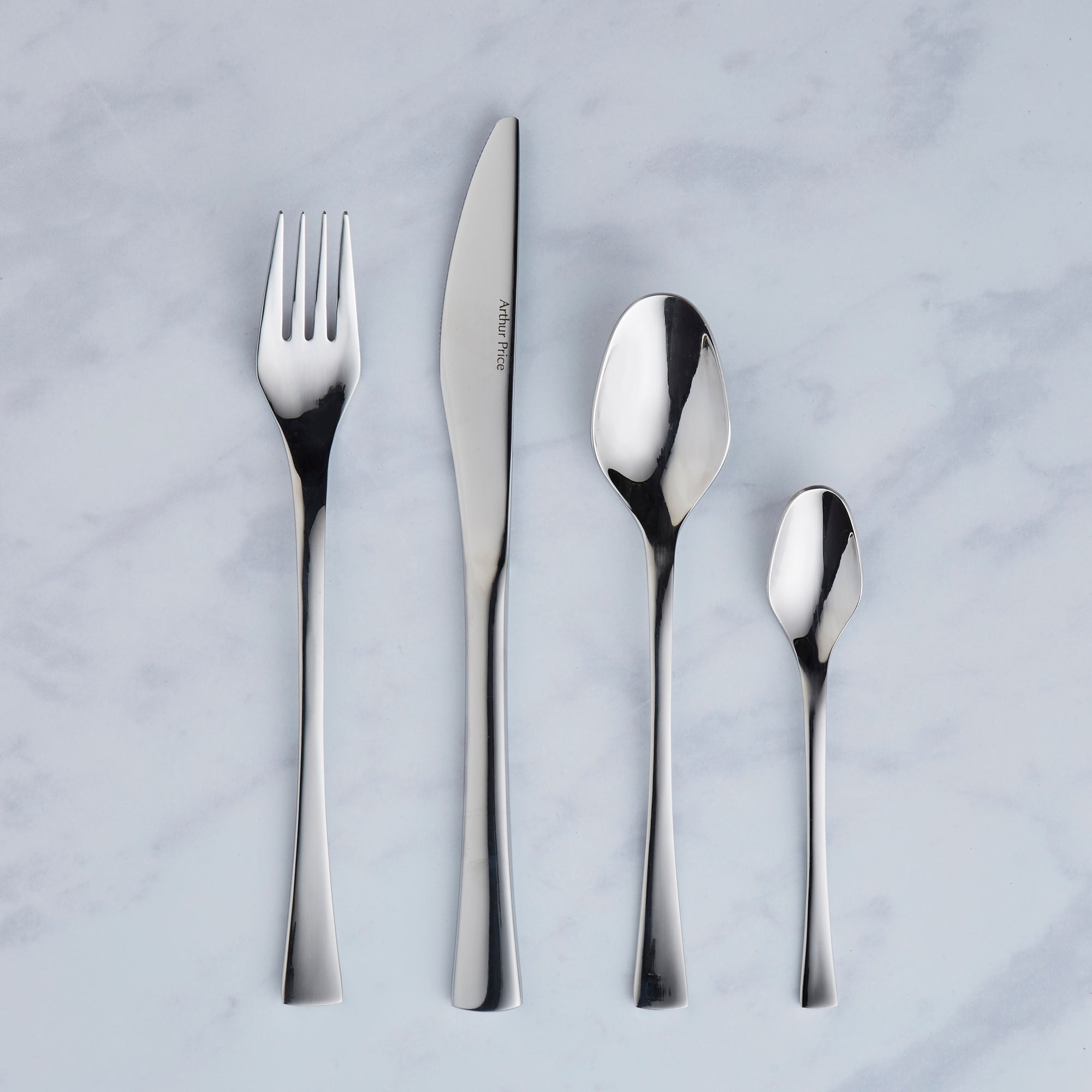 Arthur Price Dawn 16 Piece Cutlery Set Silver