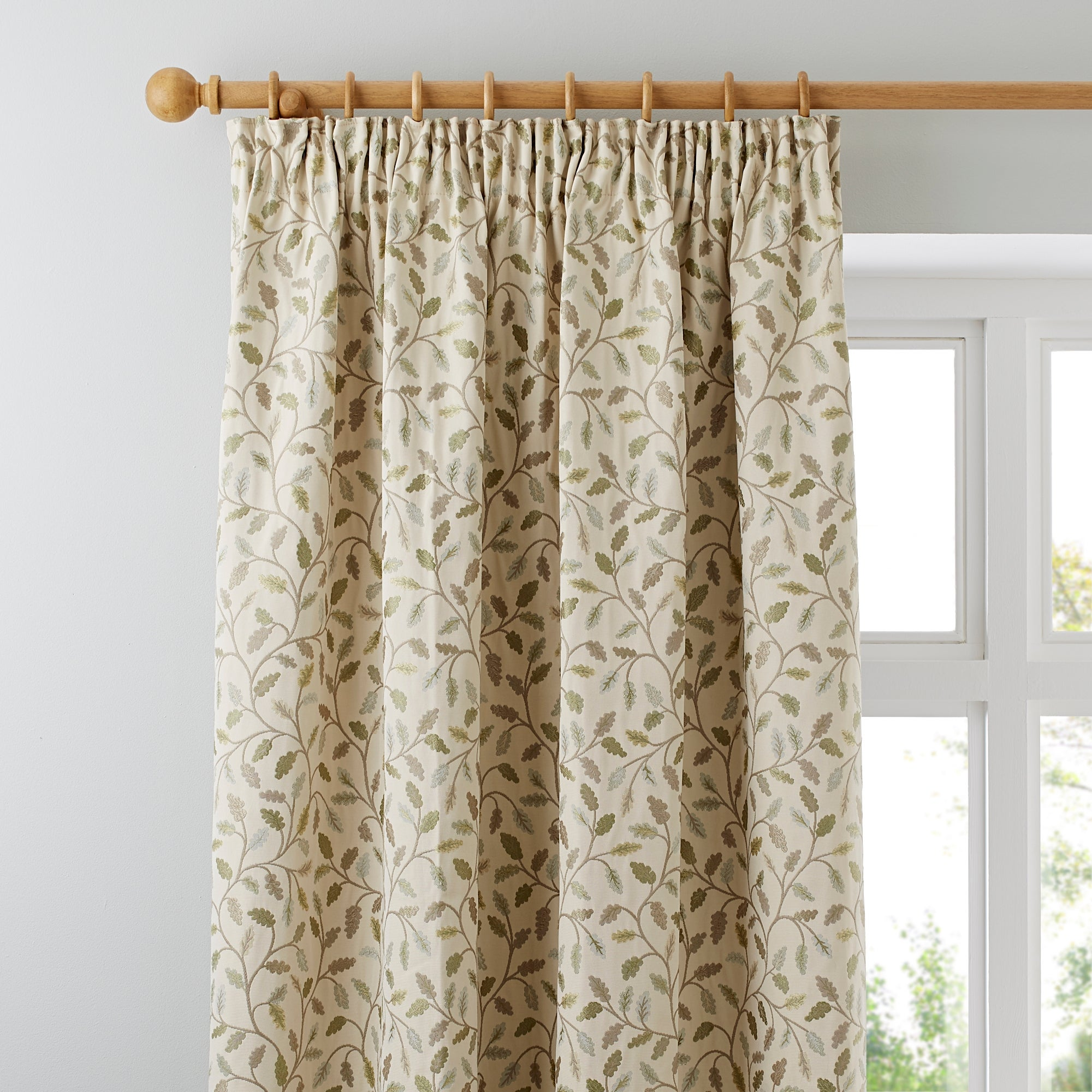 Lime Green Curtains | Dunelm