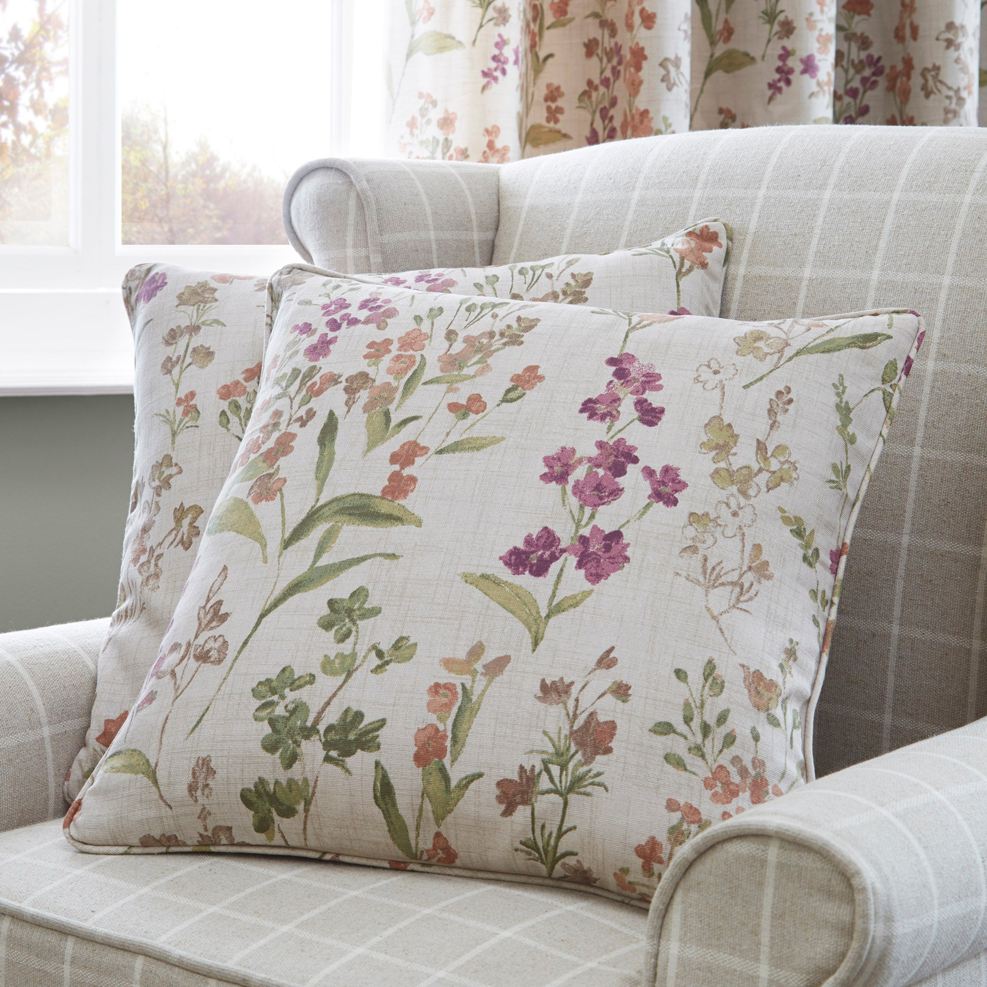 Photo of Autumn meadow cushion assorted