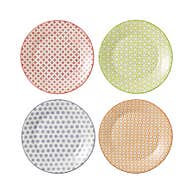 Royal Doulton Set of 4 Accent Pastels Plates  sc 1 st  Dunelm & Plate Sets | Dunelm