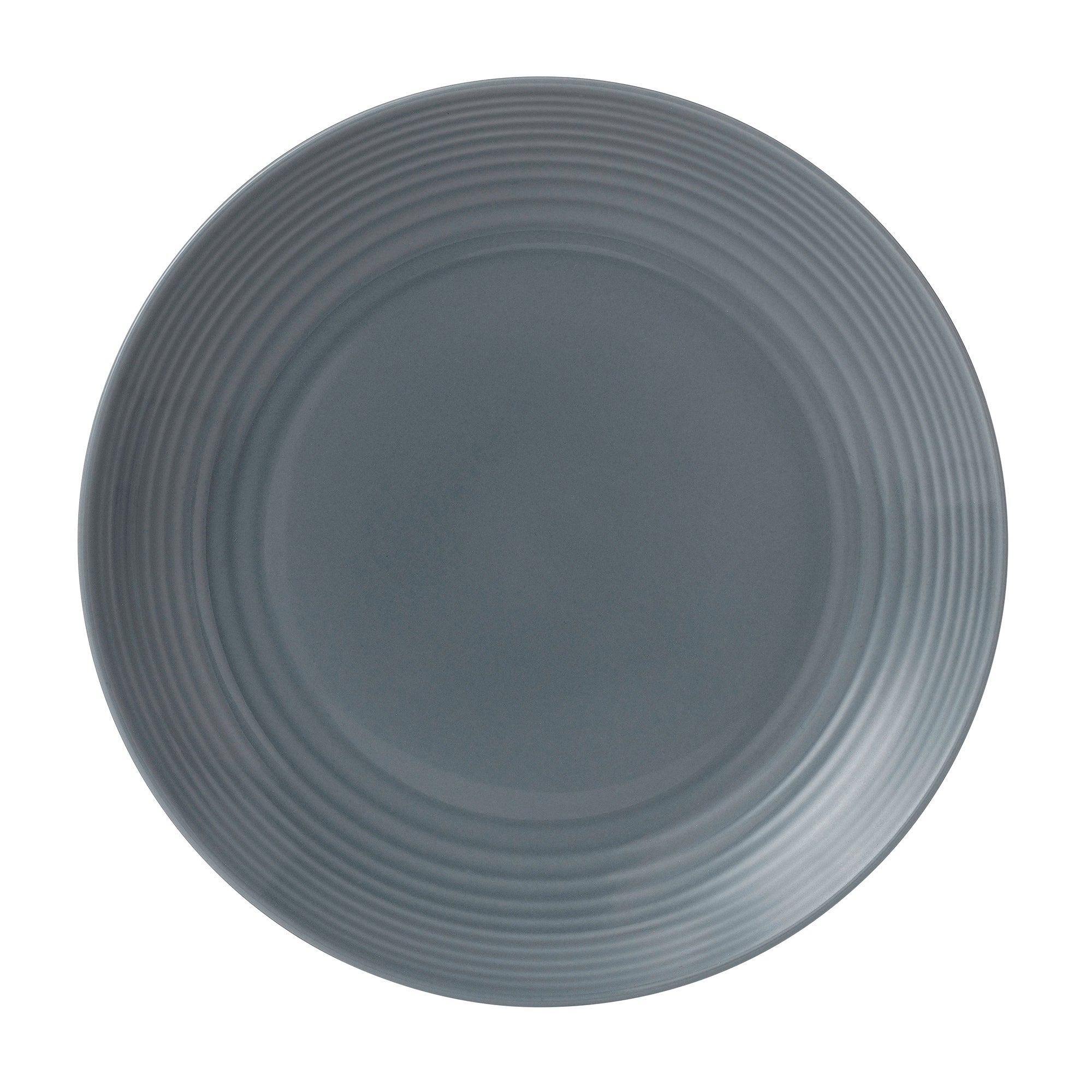 Image of Gordon Ramsay Royal Doulton Grey Maze Dinner Plate Grey