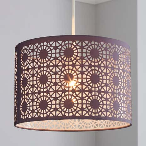 Arlo light shade dunelm arlo light shade mozeypictures Gallery