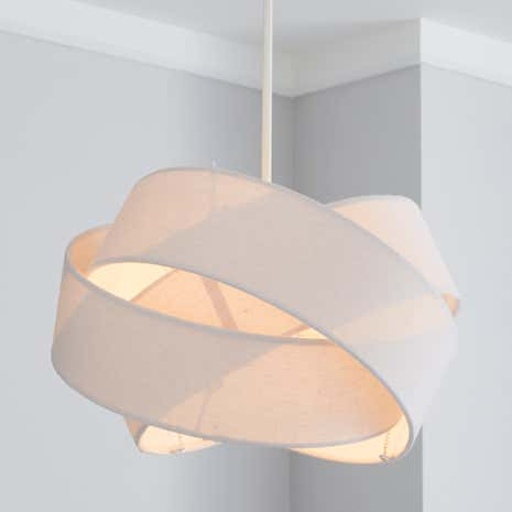 Harley ceiling light shade dunelm harley ceiling light shade mozeypictures Image collections