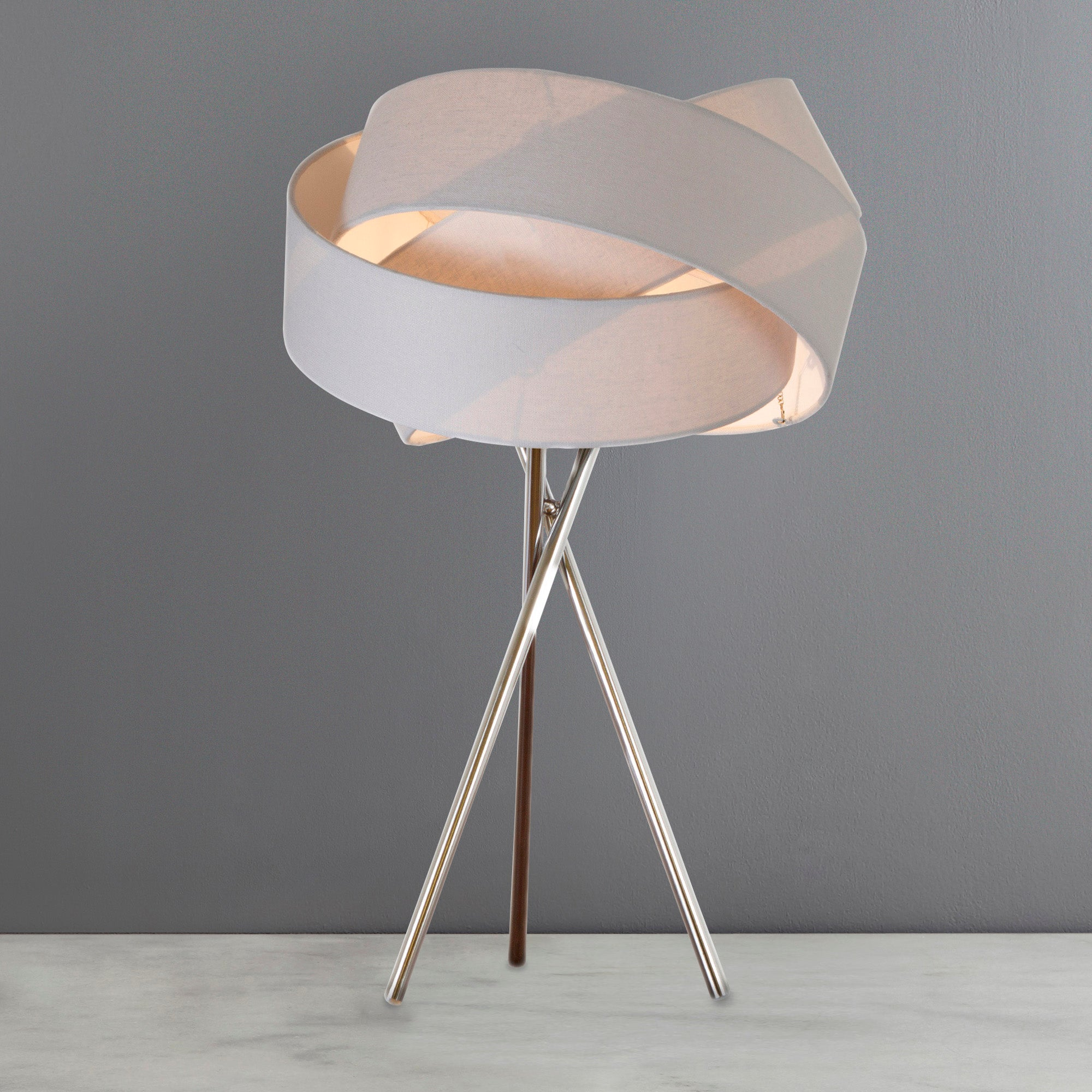 Photo of Harley table lamp natural