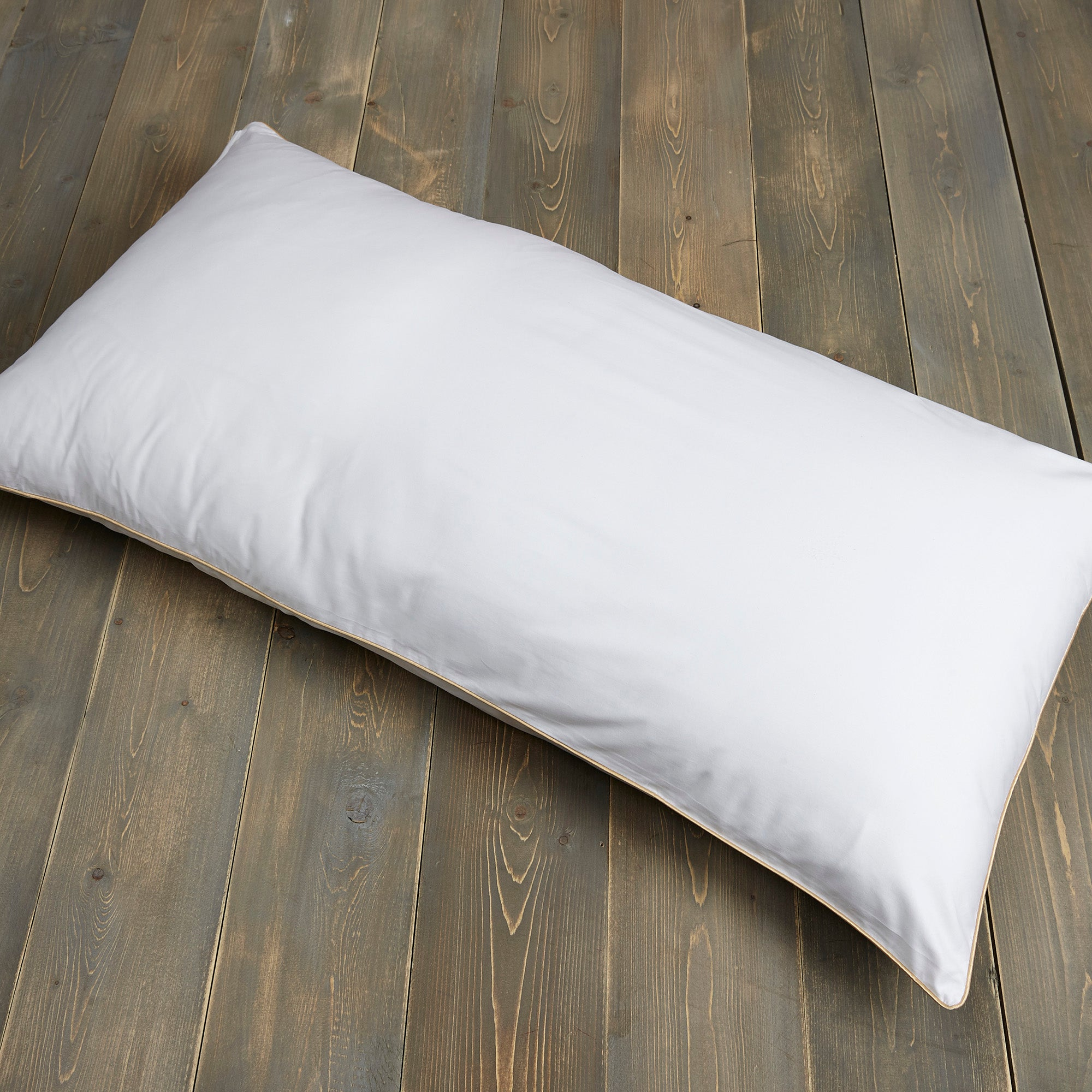 Image of Dorma Cotton Sateen Pillow Protector White
