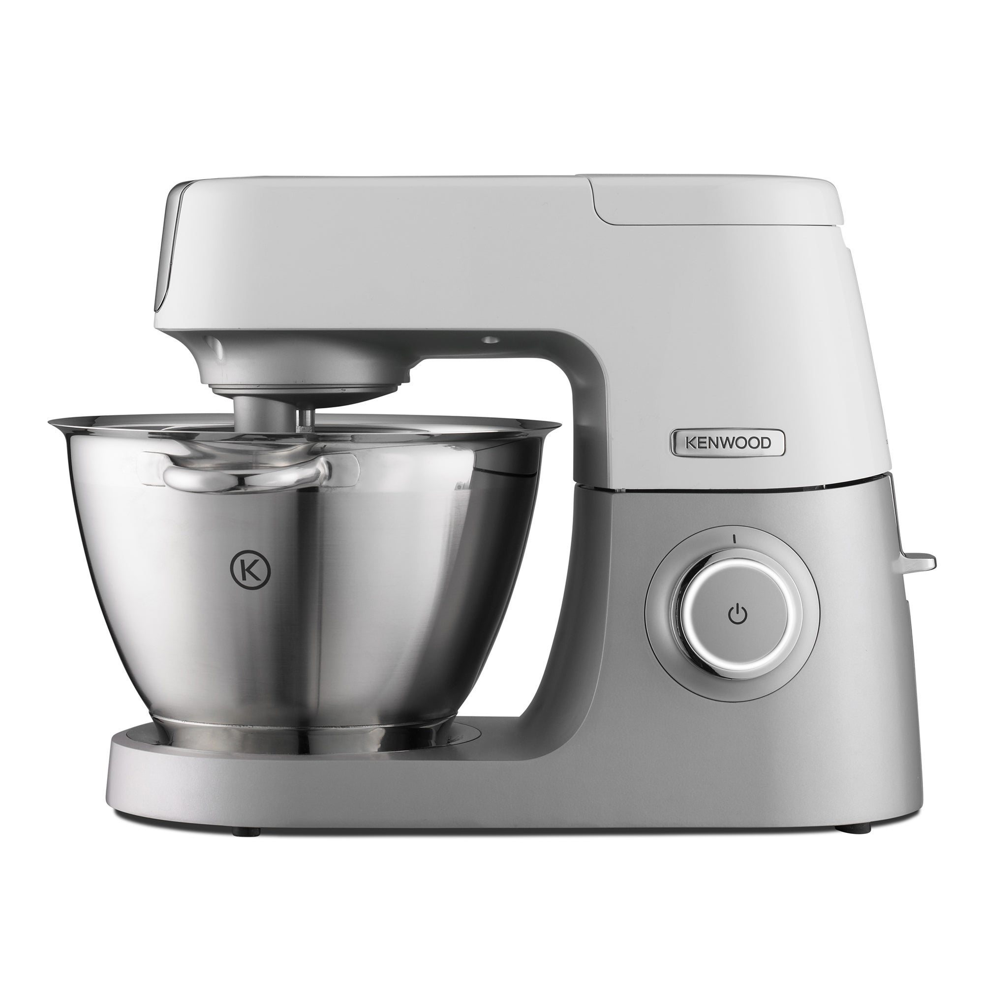 Kenwood Chef Sense Kitchen Machine Titanium KVC5000 Silver