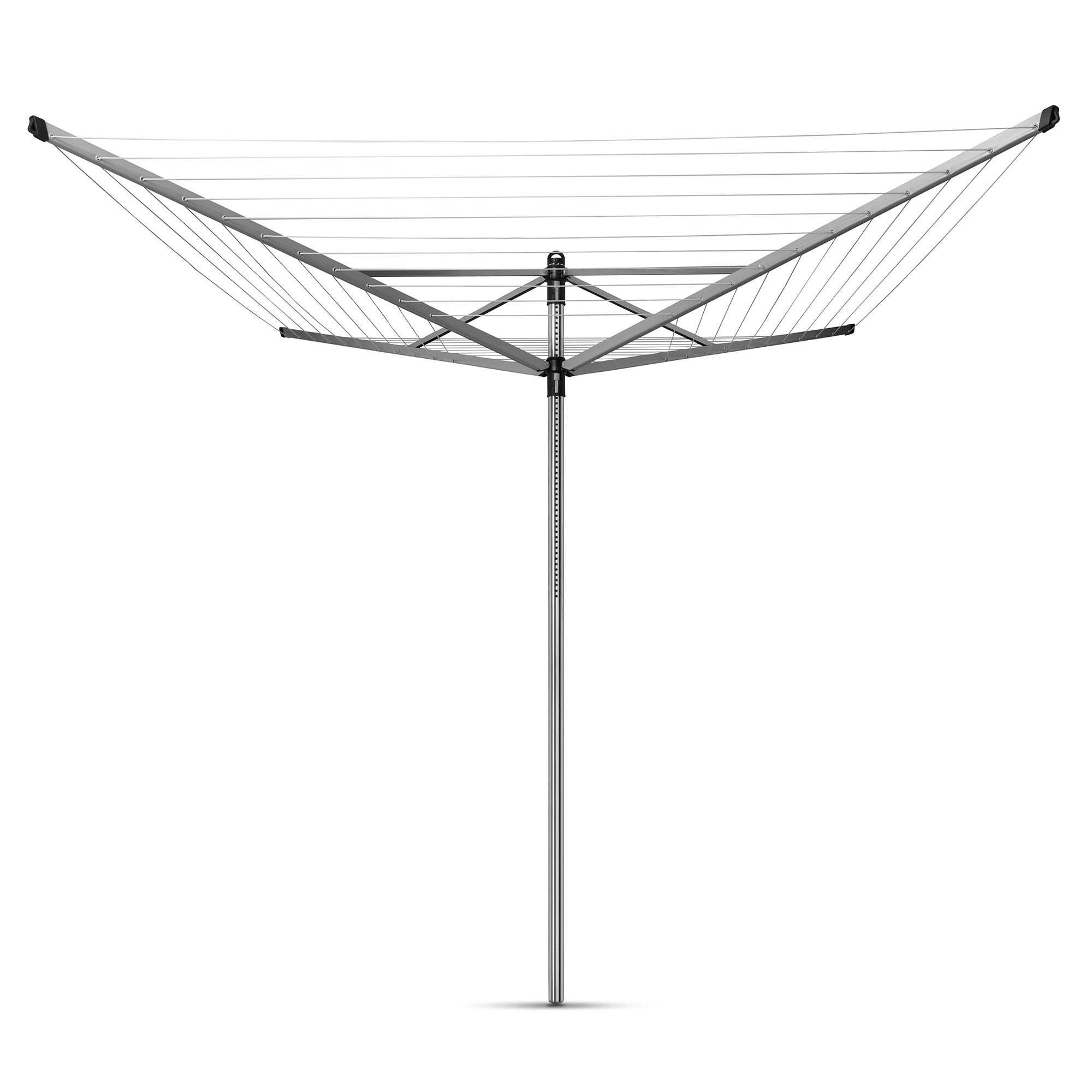 Photo of Brabantia rotary lift-o-matic airer grey