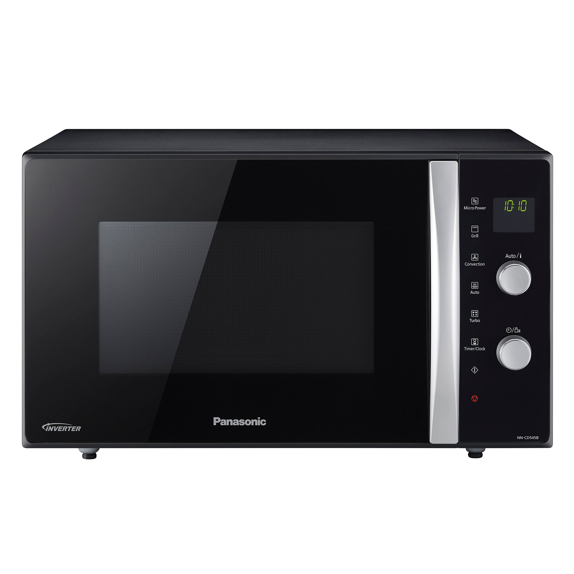 Panasonic NNCD545BBPQ Black 3 in 1 Combination Microwave Oven with Grill Black