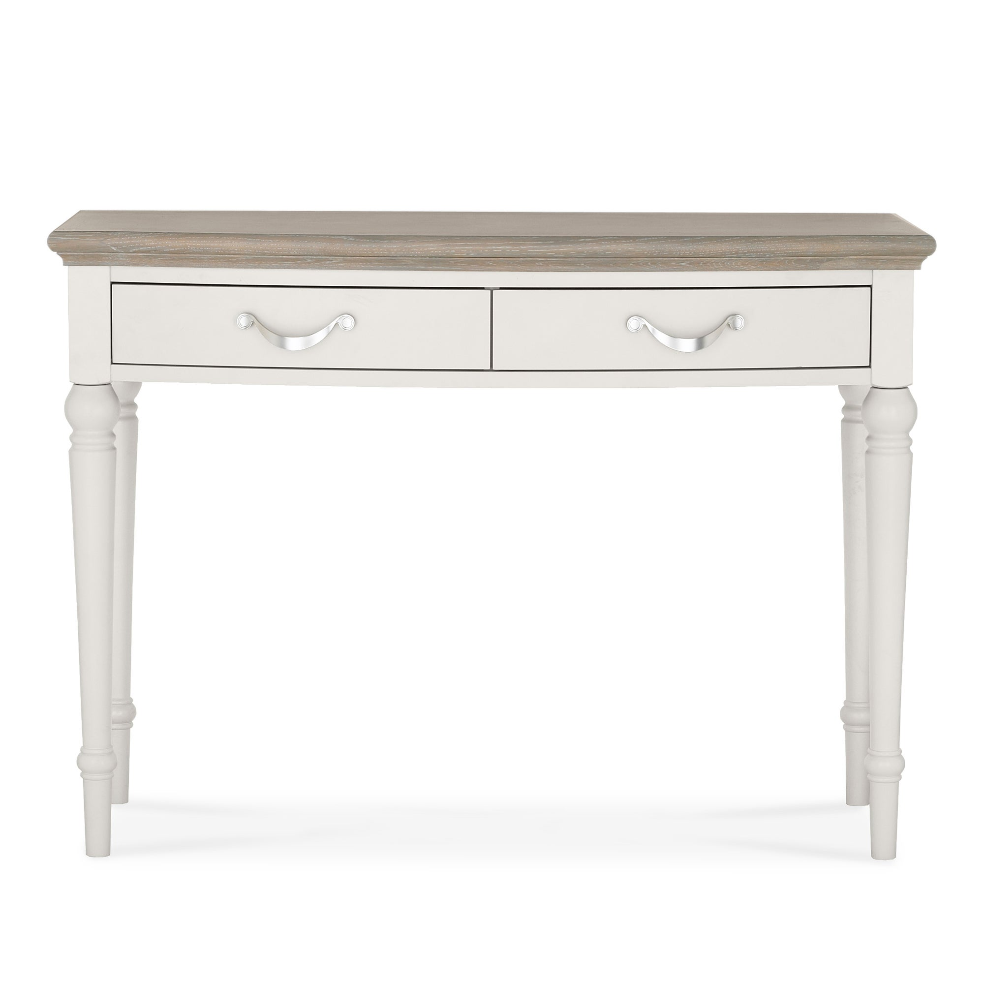 Photo of Sophia grey dressing table grey