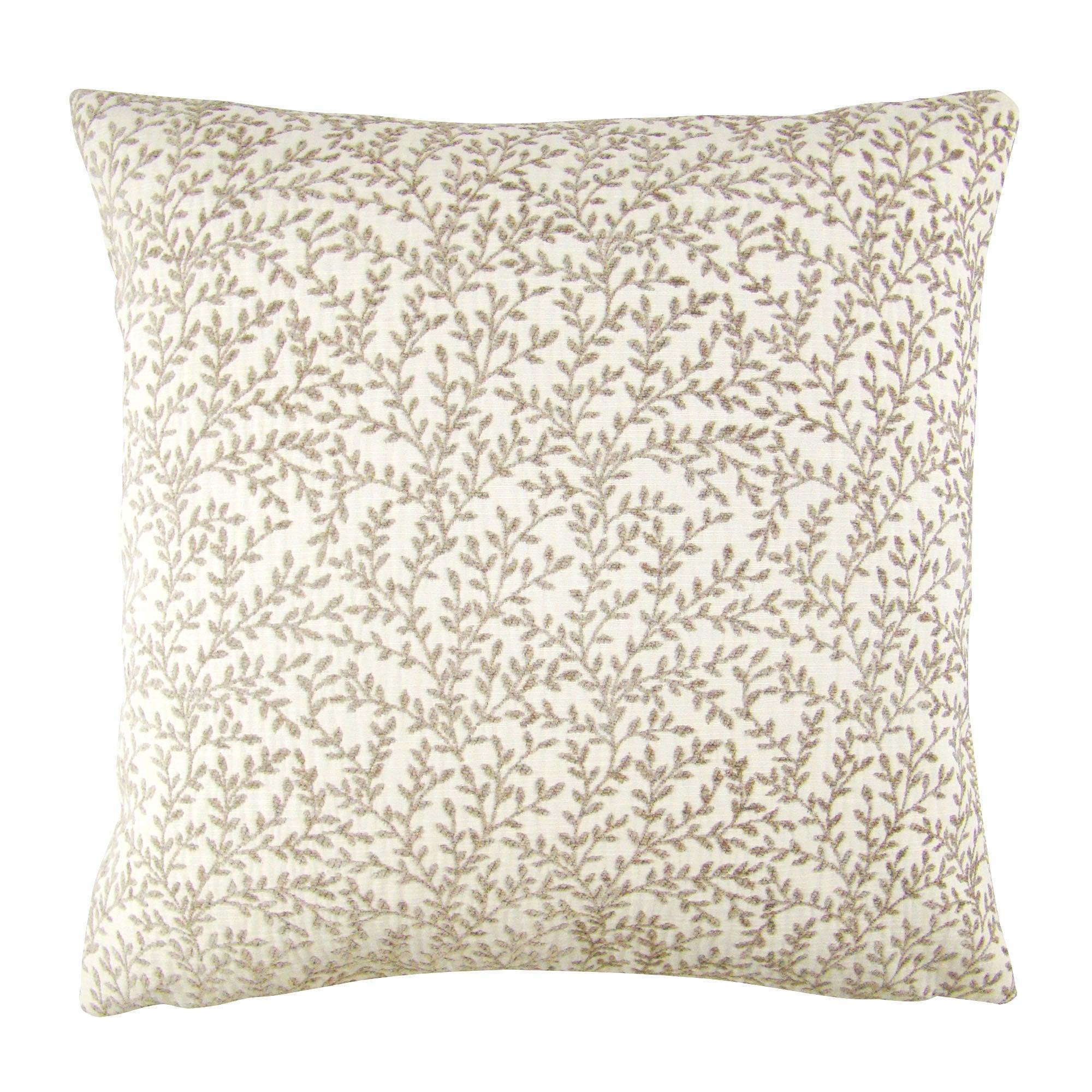 Photo of Olivia cream cushion cover cream
