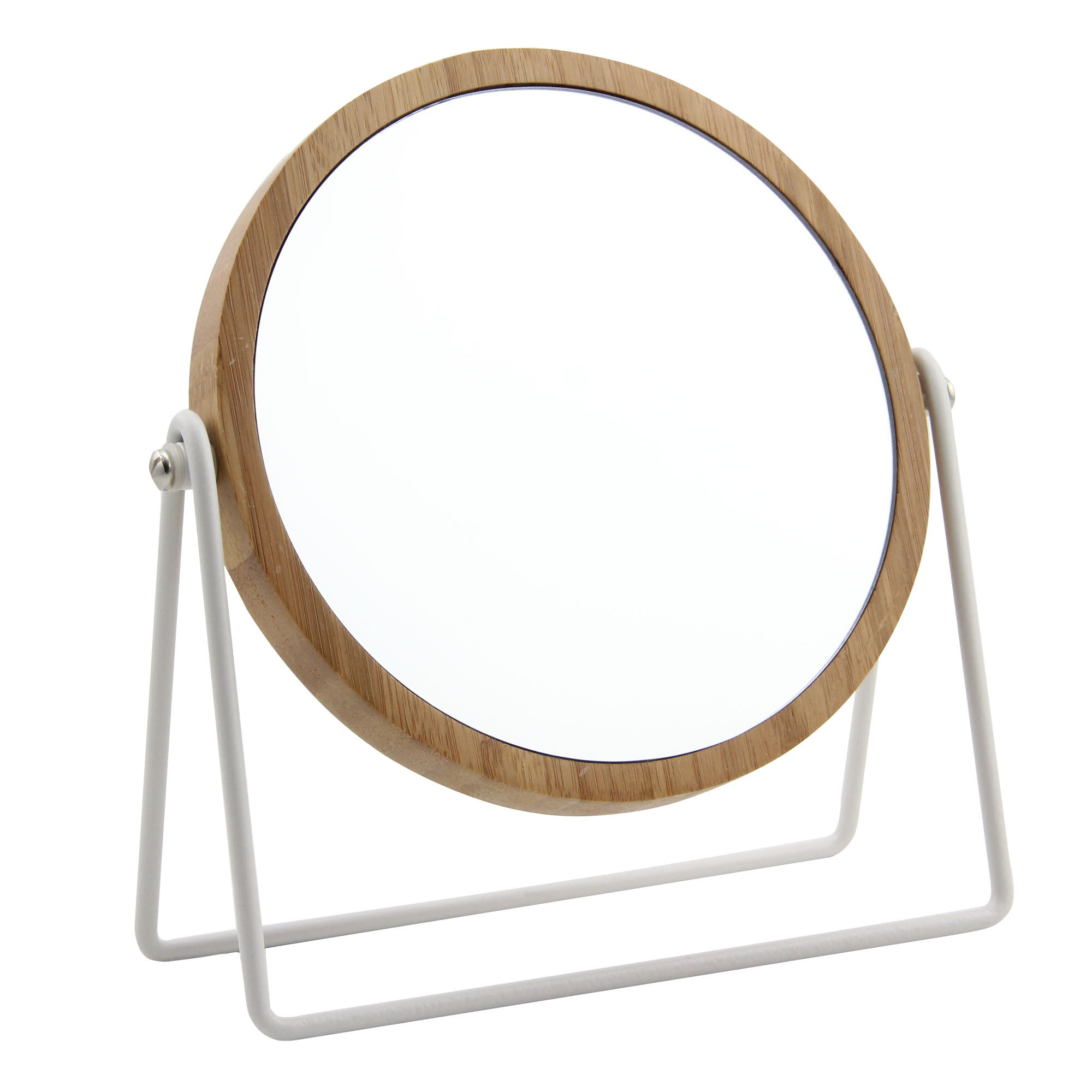 Photo of Elements small mirror bamboo