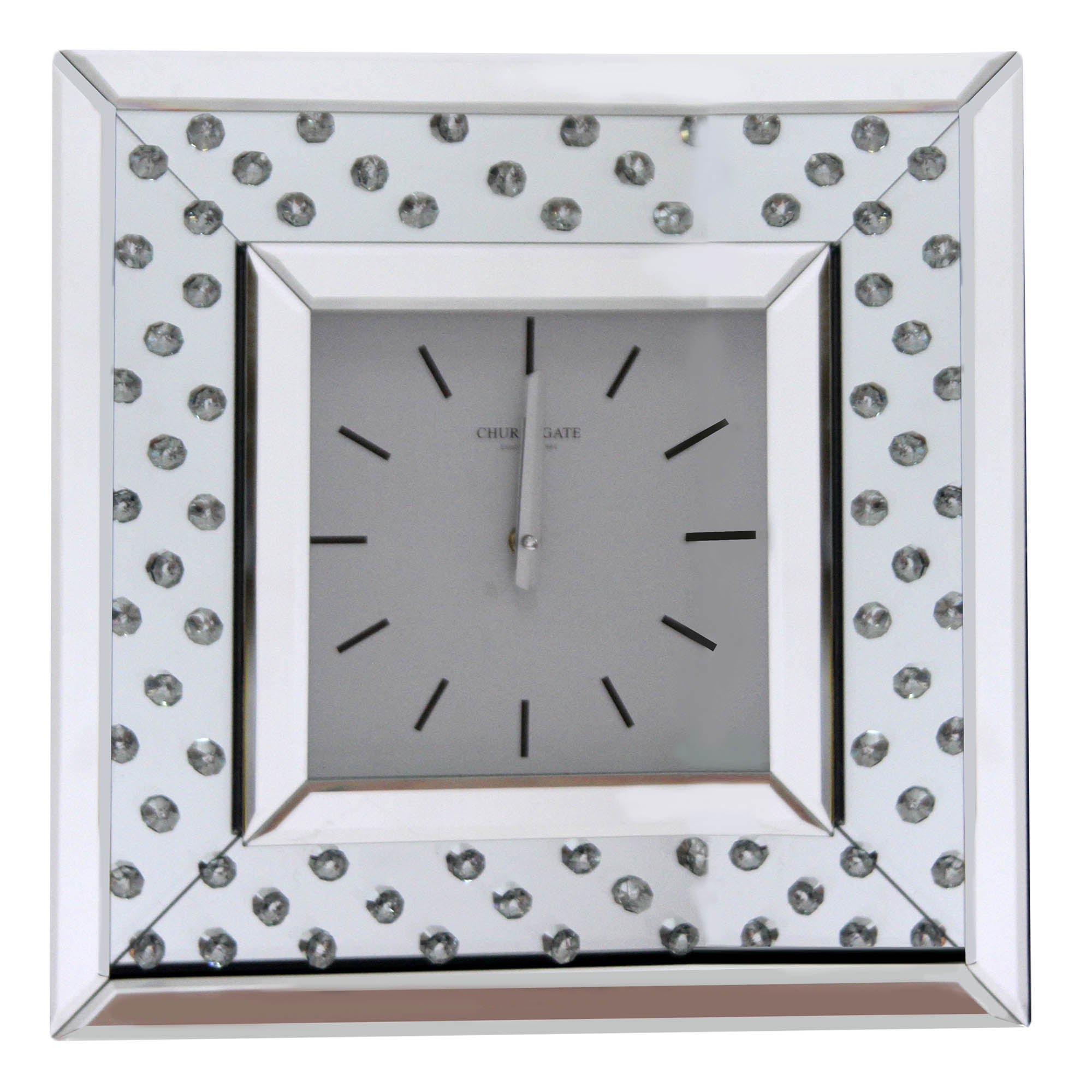 Image of Bling Clock Silver