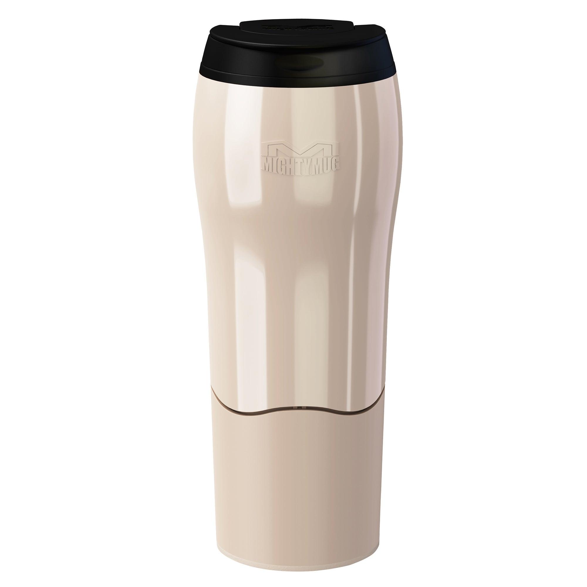 Mighty Mug 0.47 Litre Travel Mug Pearl (White)
