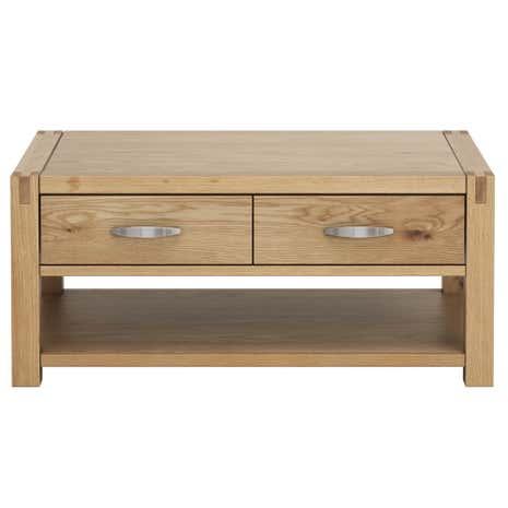 Hastings Solid Oak Coffee Table