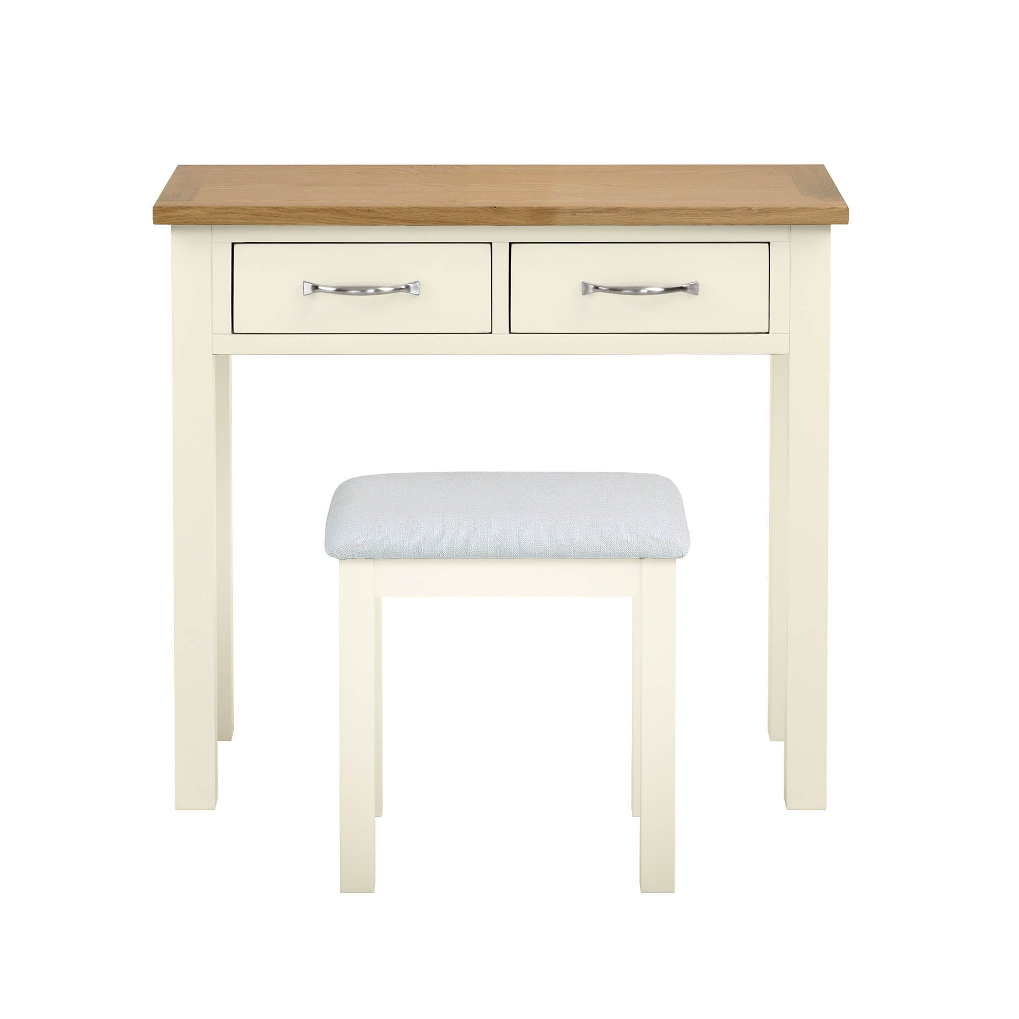 Photo of Sidmouth cream dressing table and stool cream -natural-