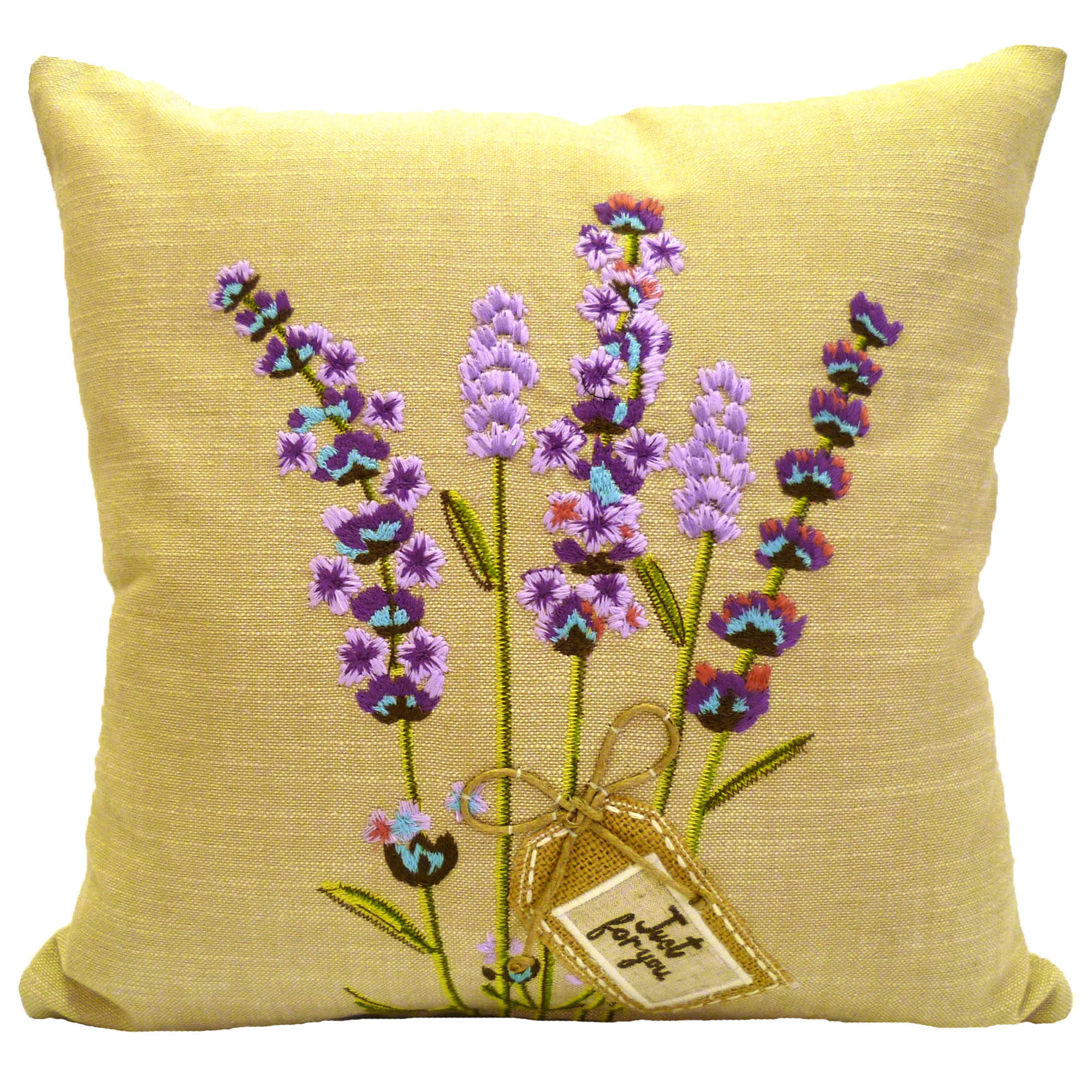 Photo of Just for you cushion purple