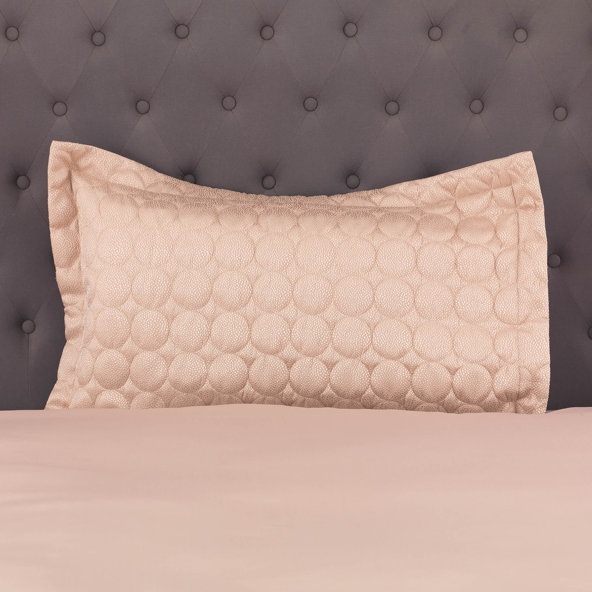 Image of Adele Champagne Pillowsham Champagne (Gold)