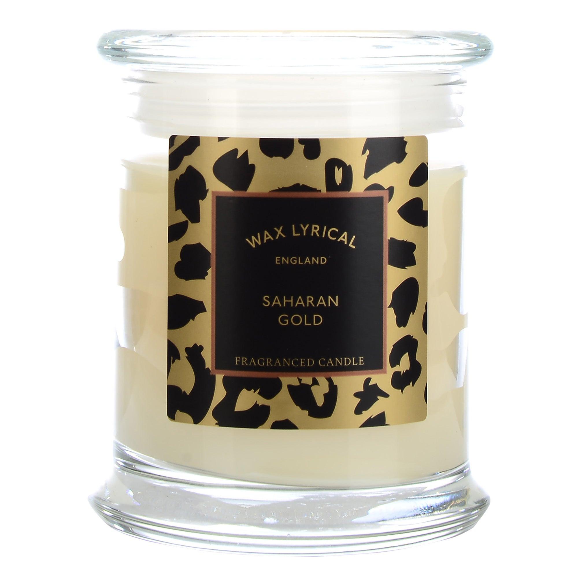Image of Destinations Saharan Gold Candle Jar Cream (Natural)