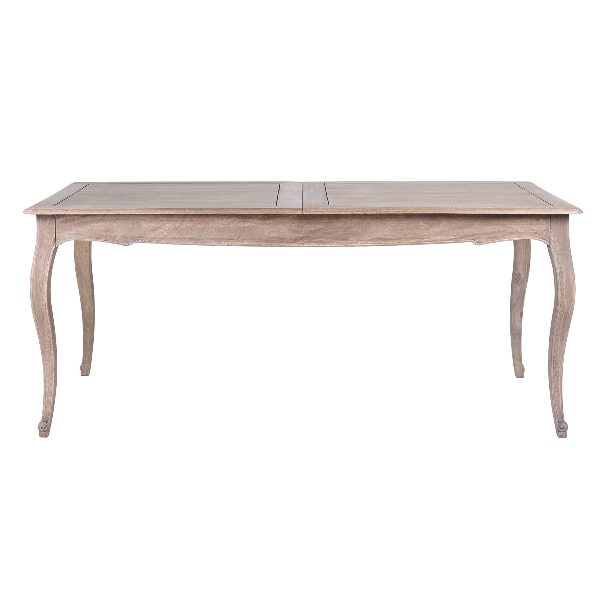 Amelie Extending Dining Table Brown