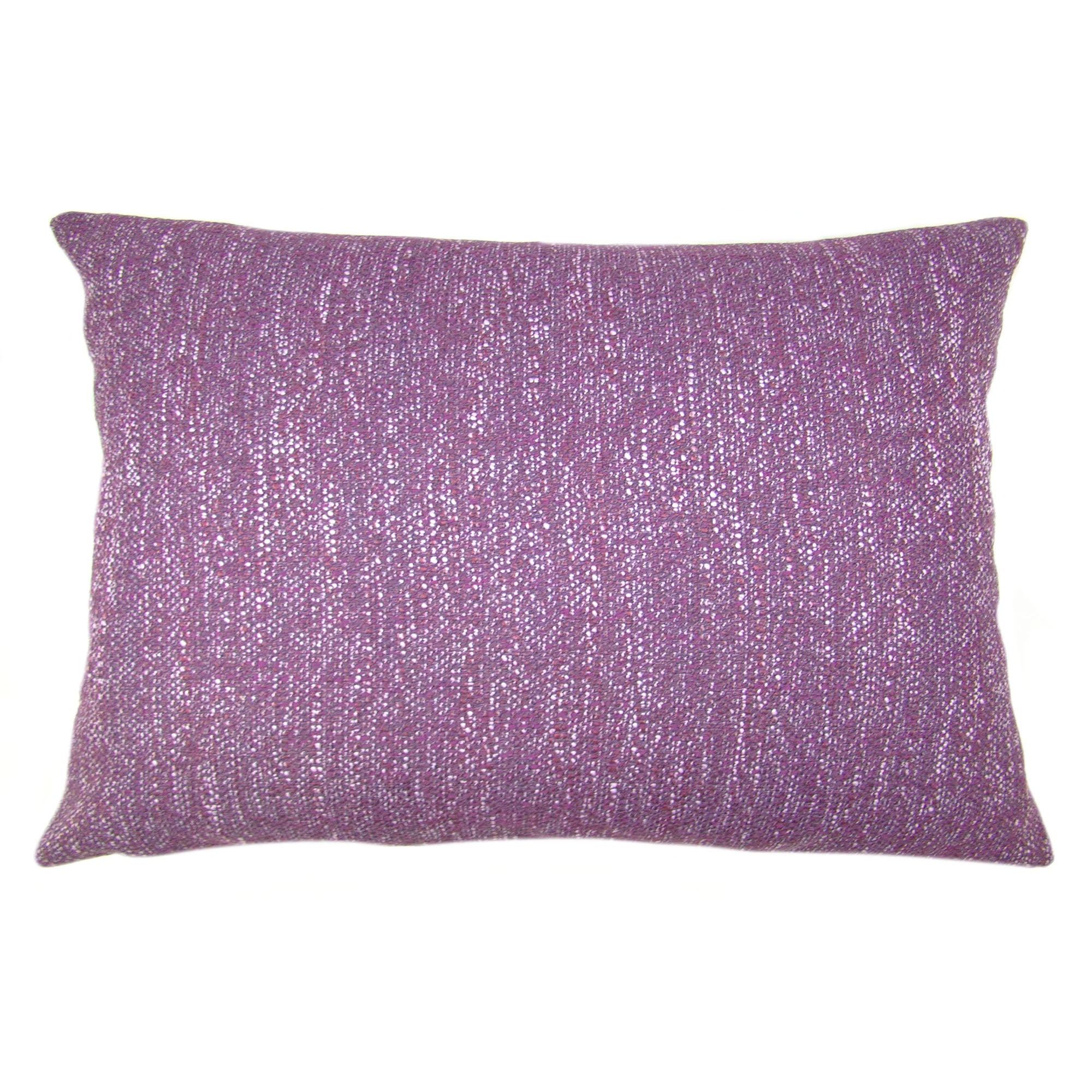 Photo of Carly rectangle cushion cover grape -purple-
