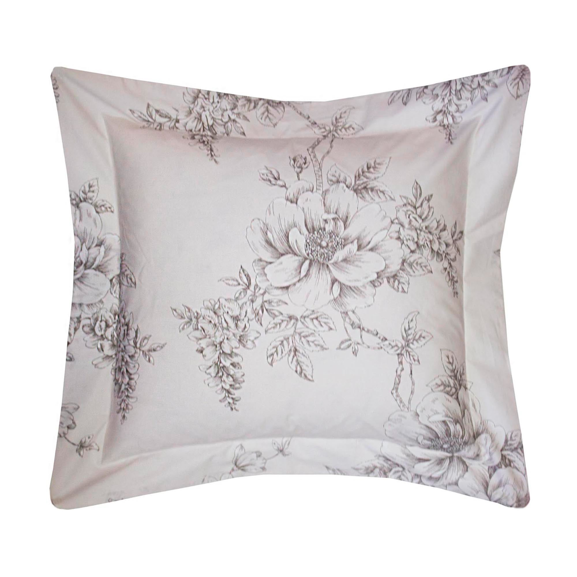 Image of Holly Willoughby Jenna Pink Cushion Pink
