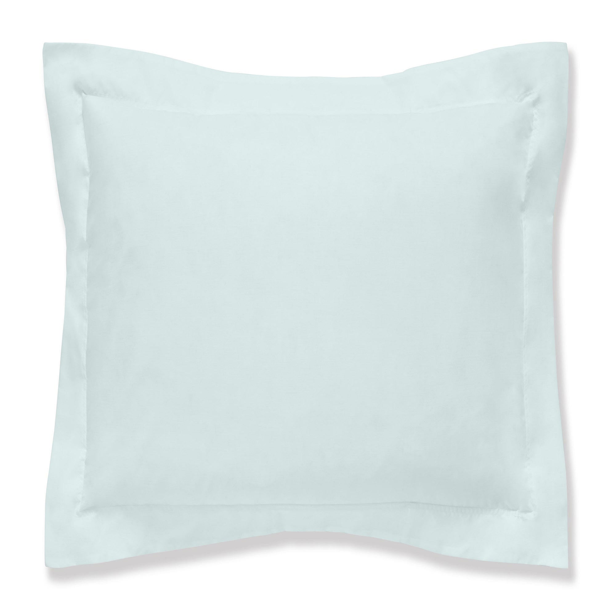 Fogarty Soft Touch Duck Egg Blue Continental Pillowcase Duck Egg (Blue)