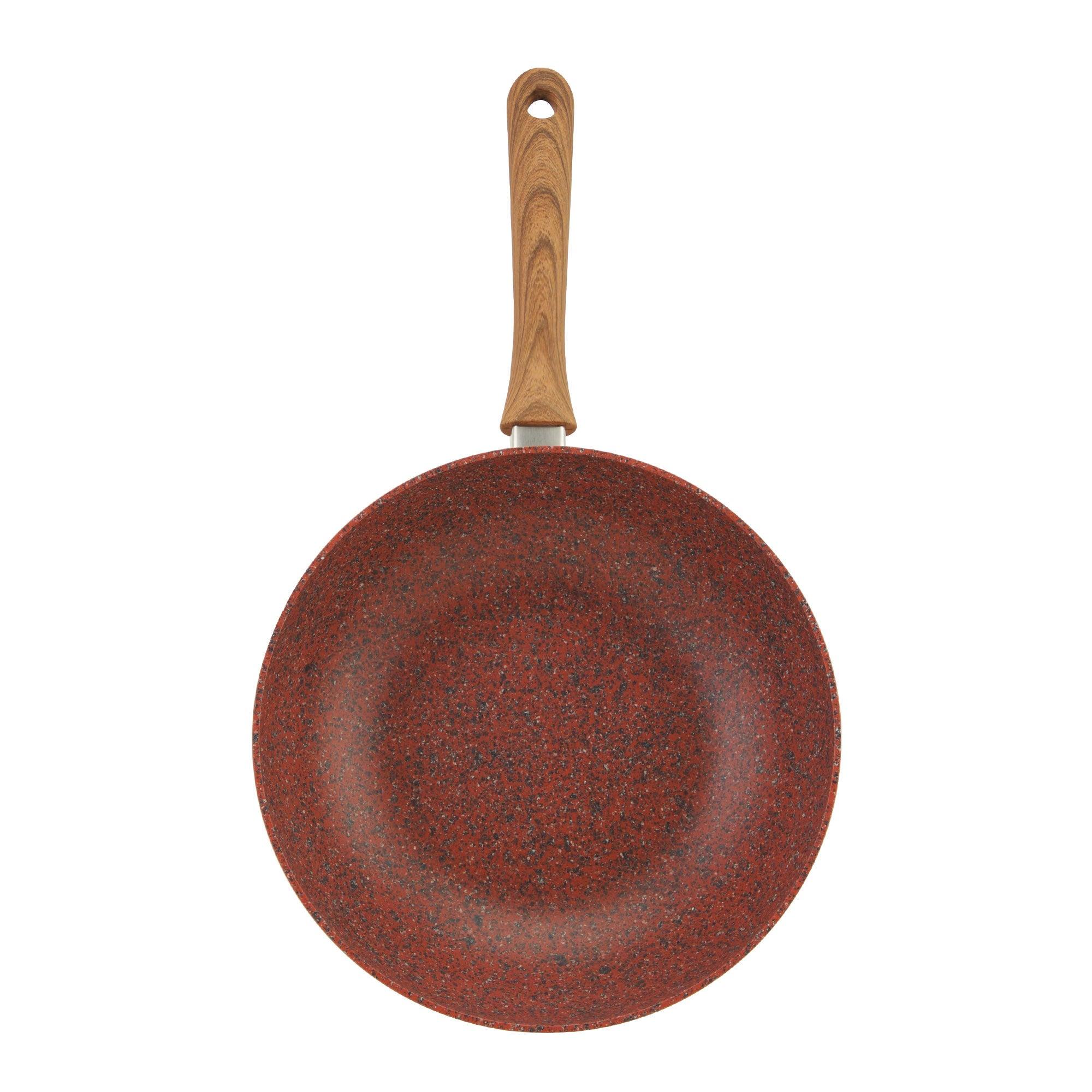 Photo of Regis stone copper 28cm wok copper