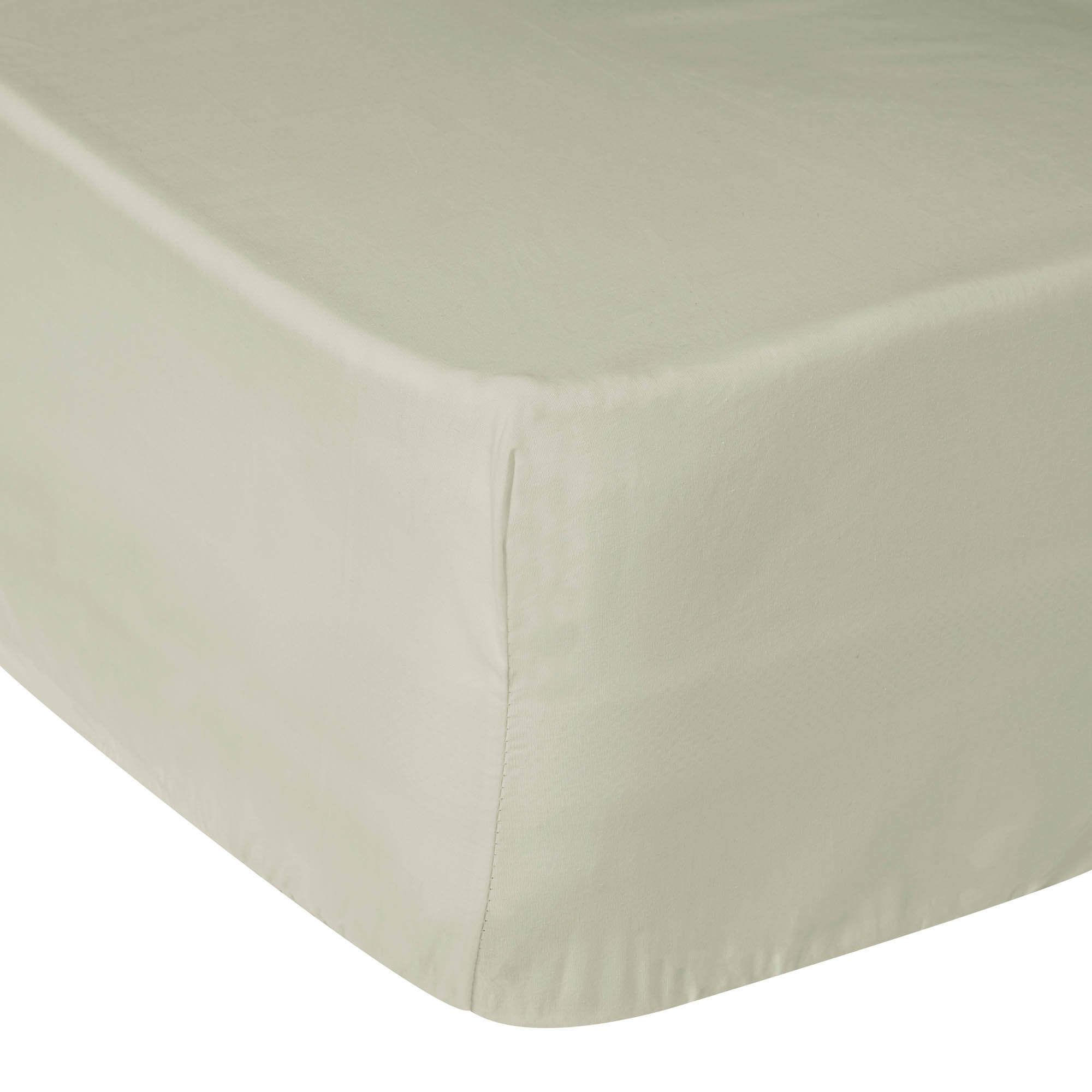 Image of 5A Fifth Avenue 300 Thread Count Modal Platinum Fitted Sheet Platinum