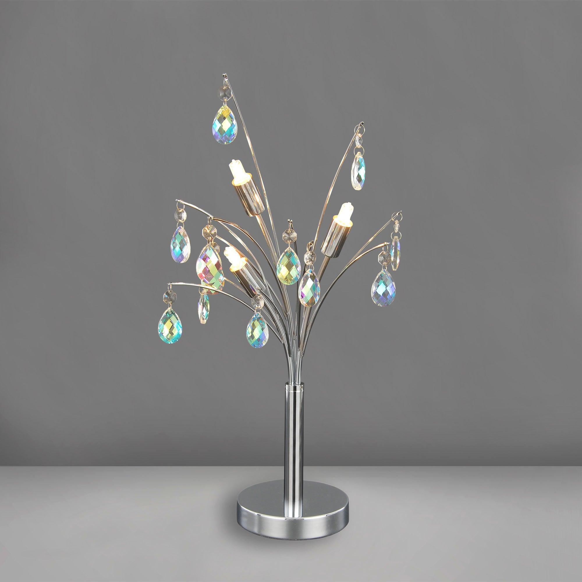 Photo of Atrani table lamp chrome chrome