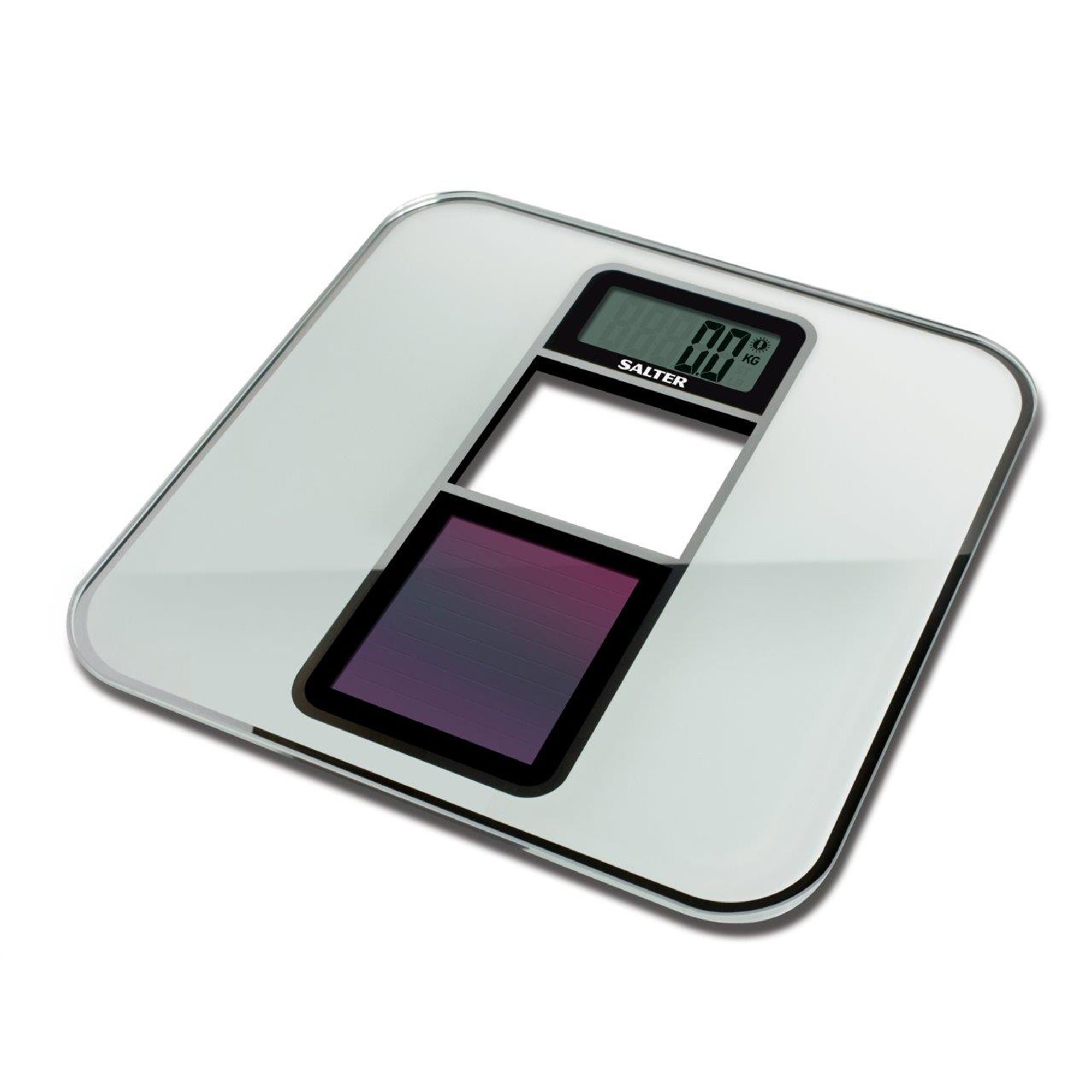 Salter Eco Electronic Scale White