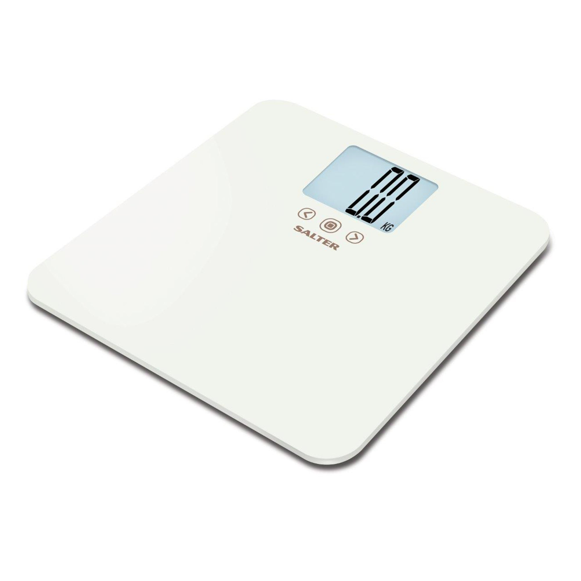 Salter Memo Electronic Scale White