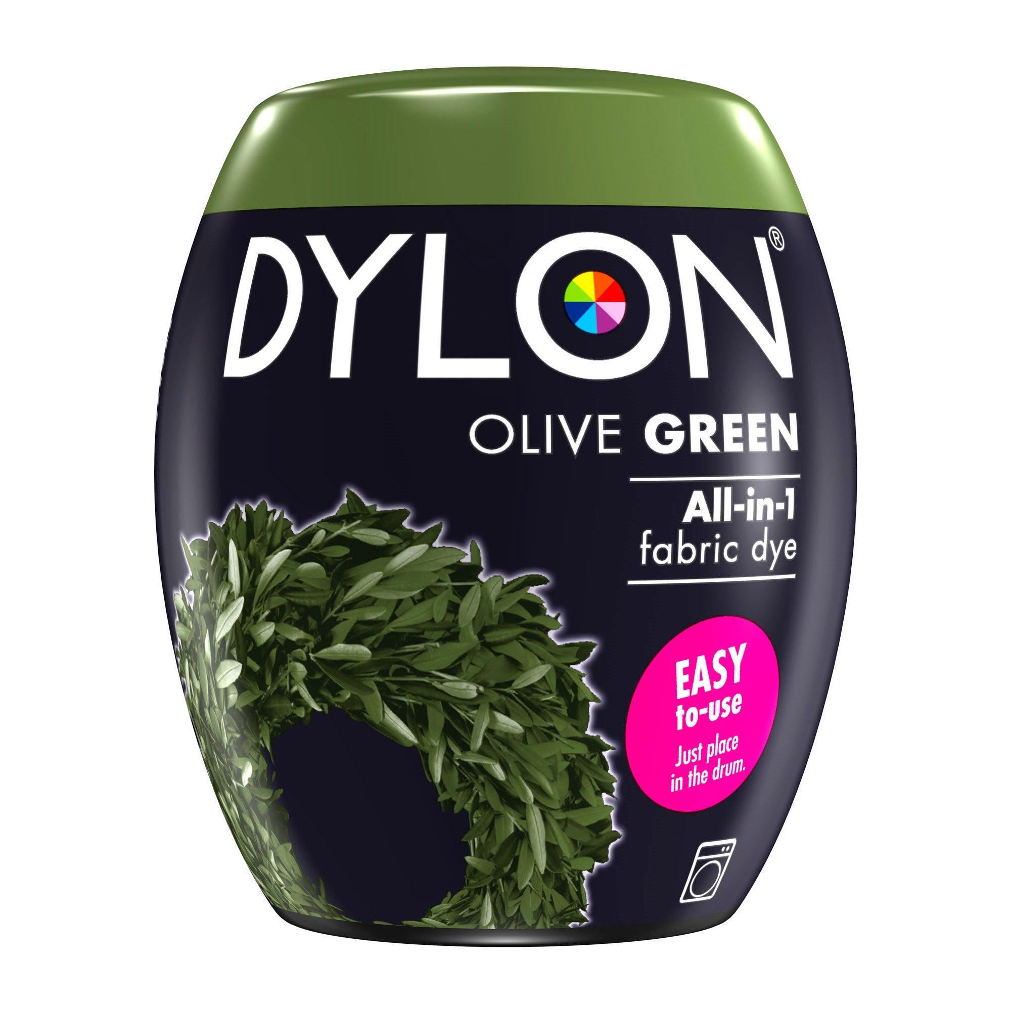 Dylon Olive Green Machine Dye Pod Olive (Green)