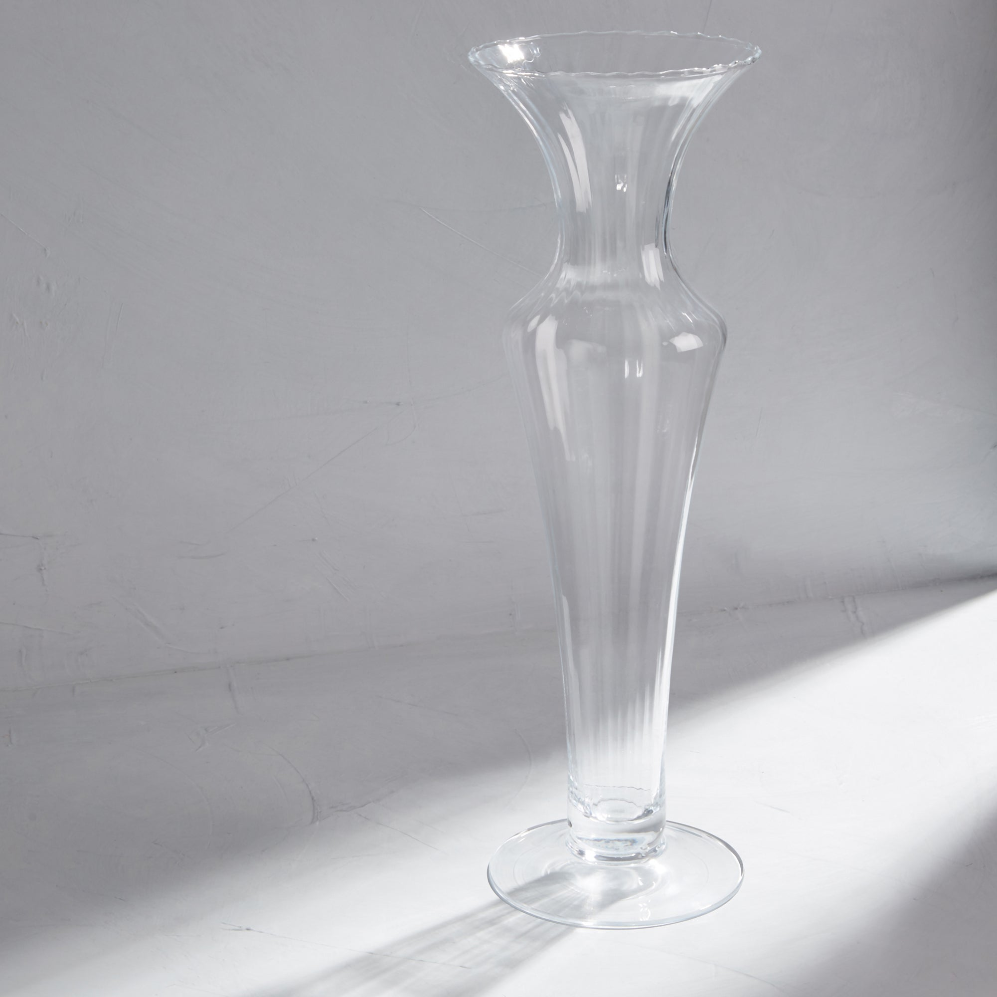 Photo of Dorma optic vase clear
