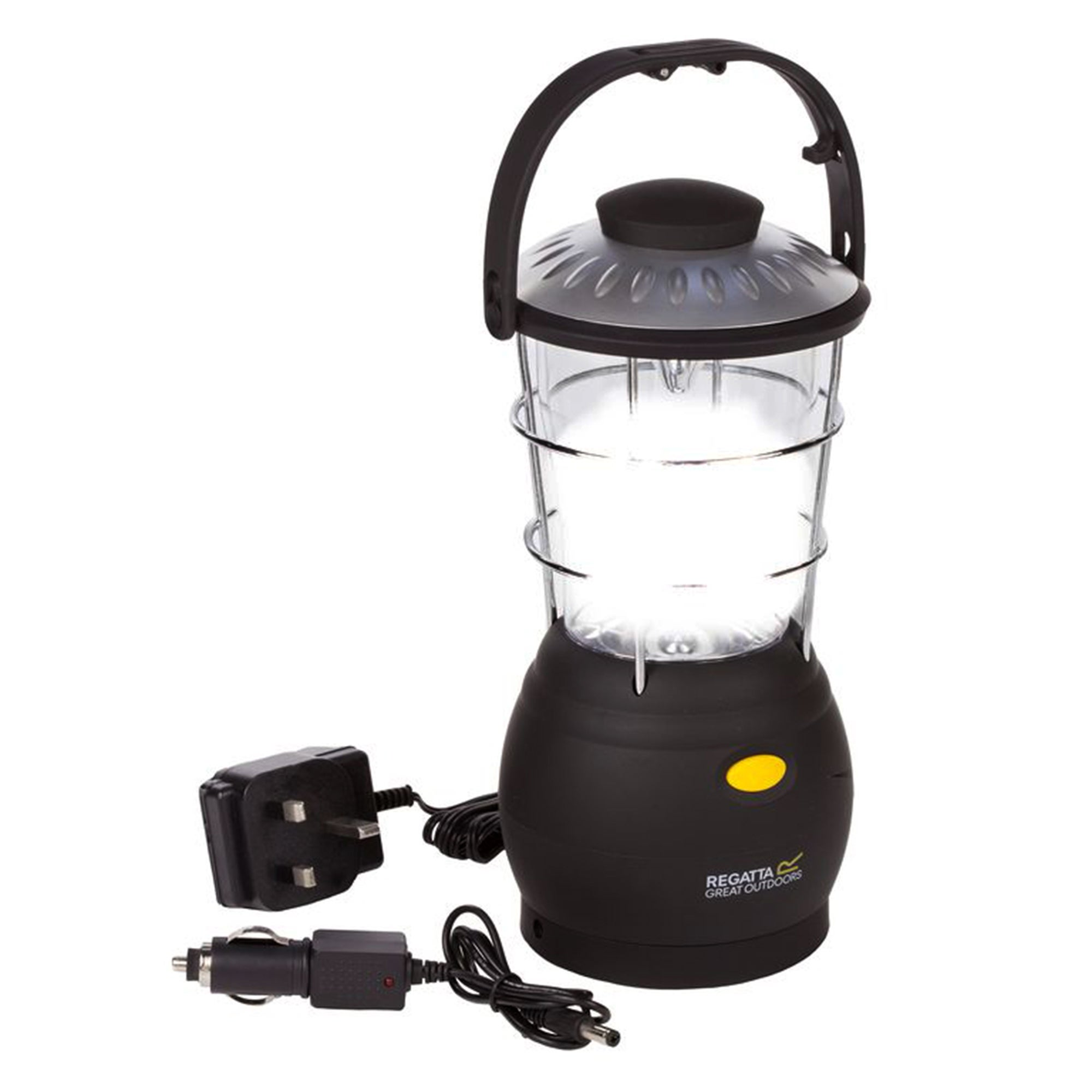 Photo of Regatta helia 12 dynamo lantern black