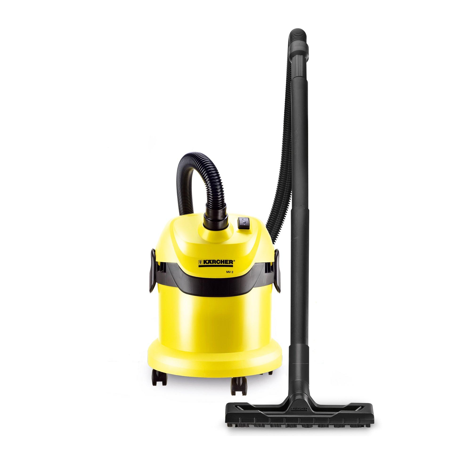 Karcher WD2 Multi Purpose Vacuum Yellow