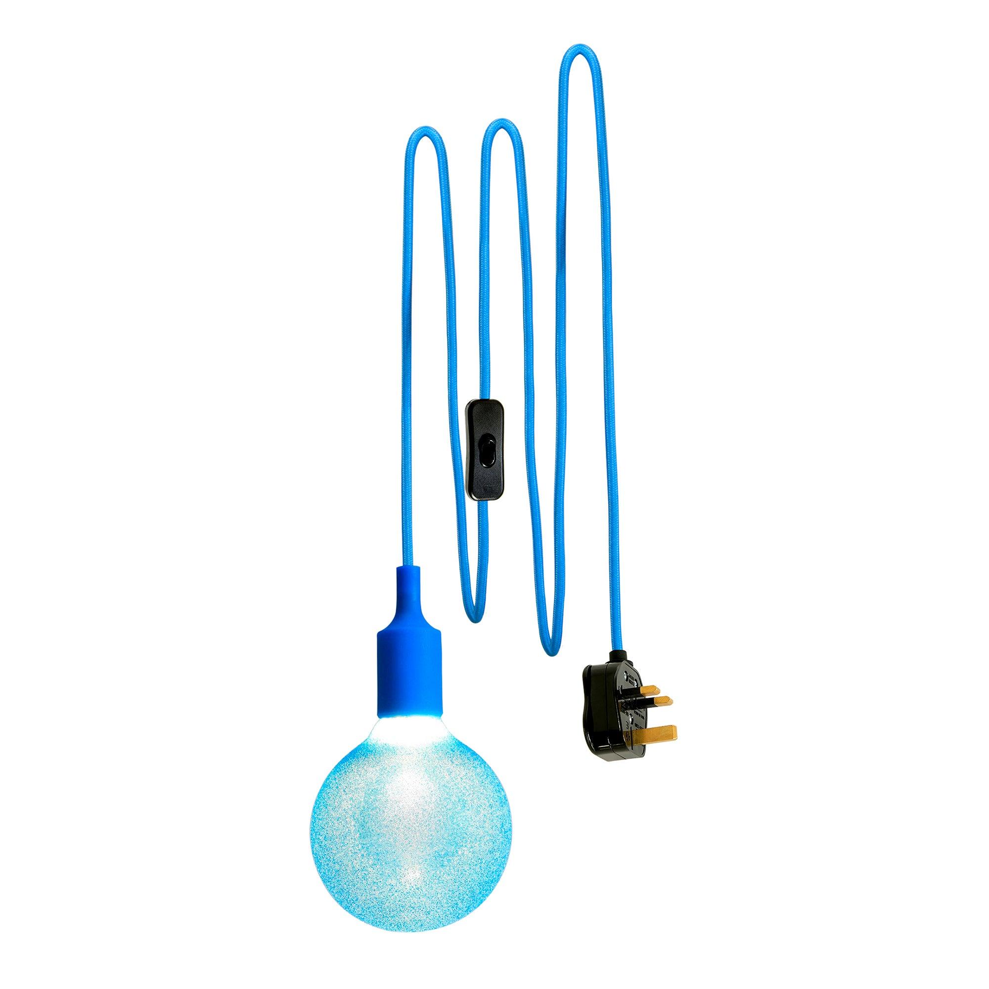 Photo of Paint pot filament blue light blue