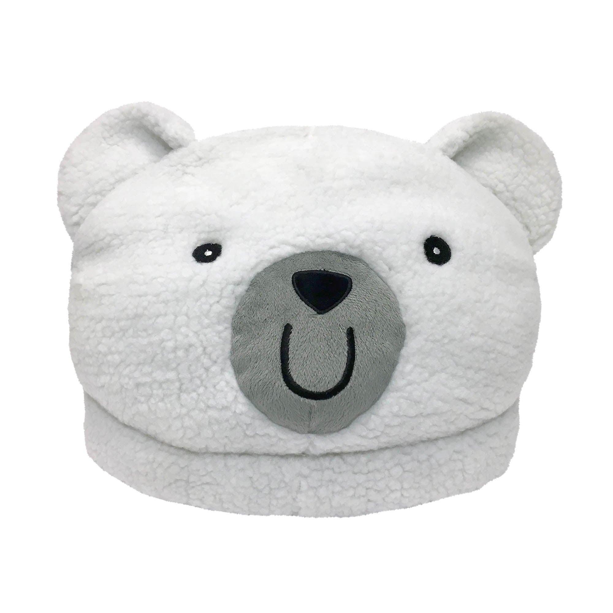 Polar Bear Foot Cosy White