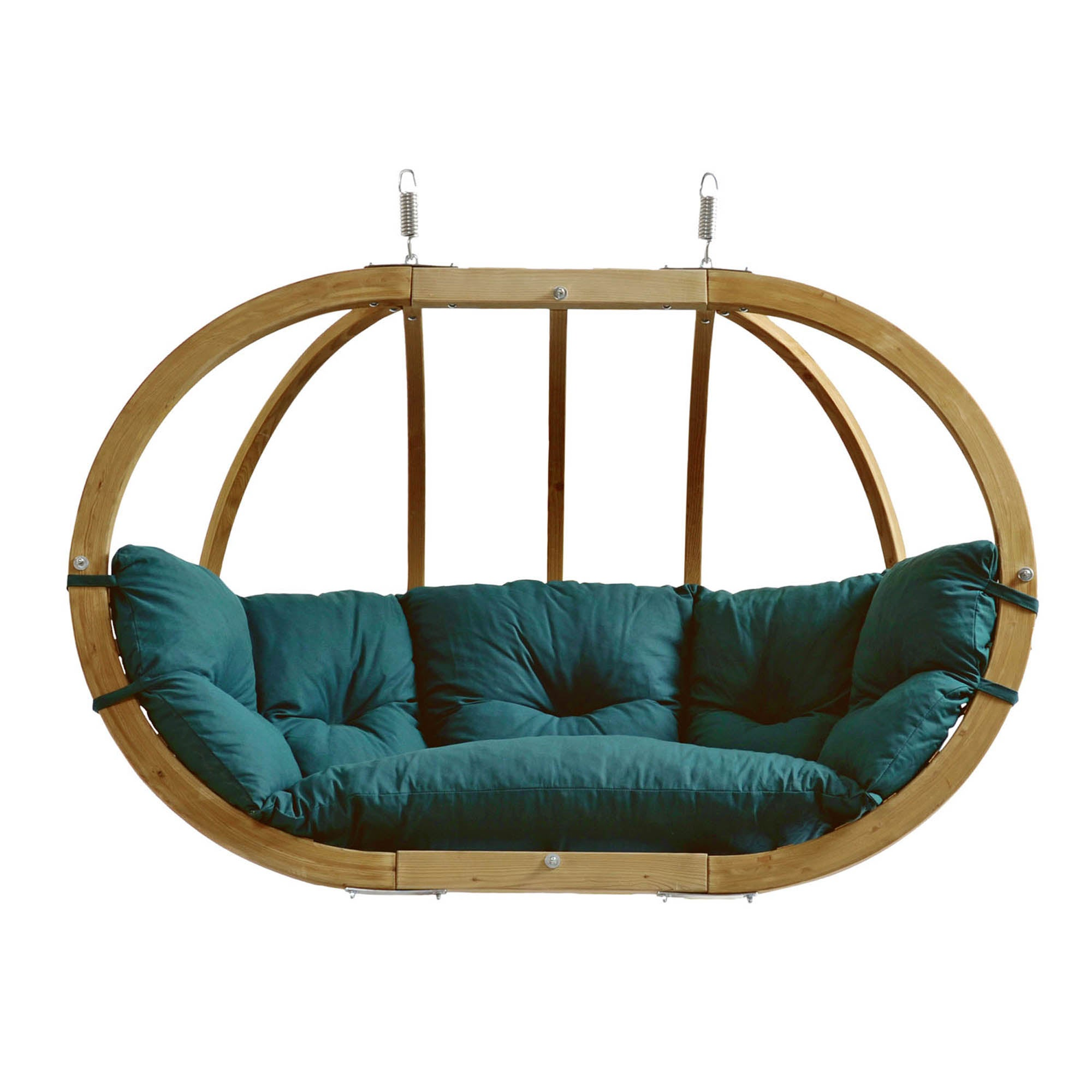 Amazonas Globo Royal Green Hanging Chair Green