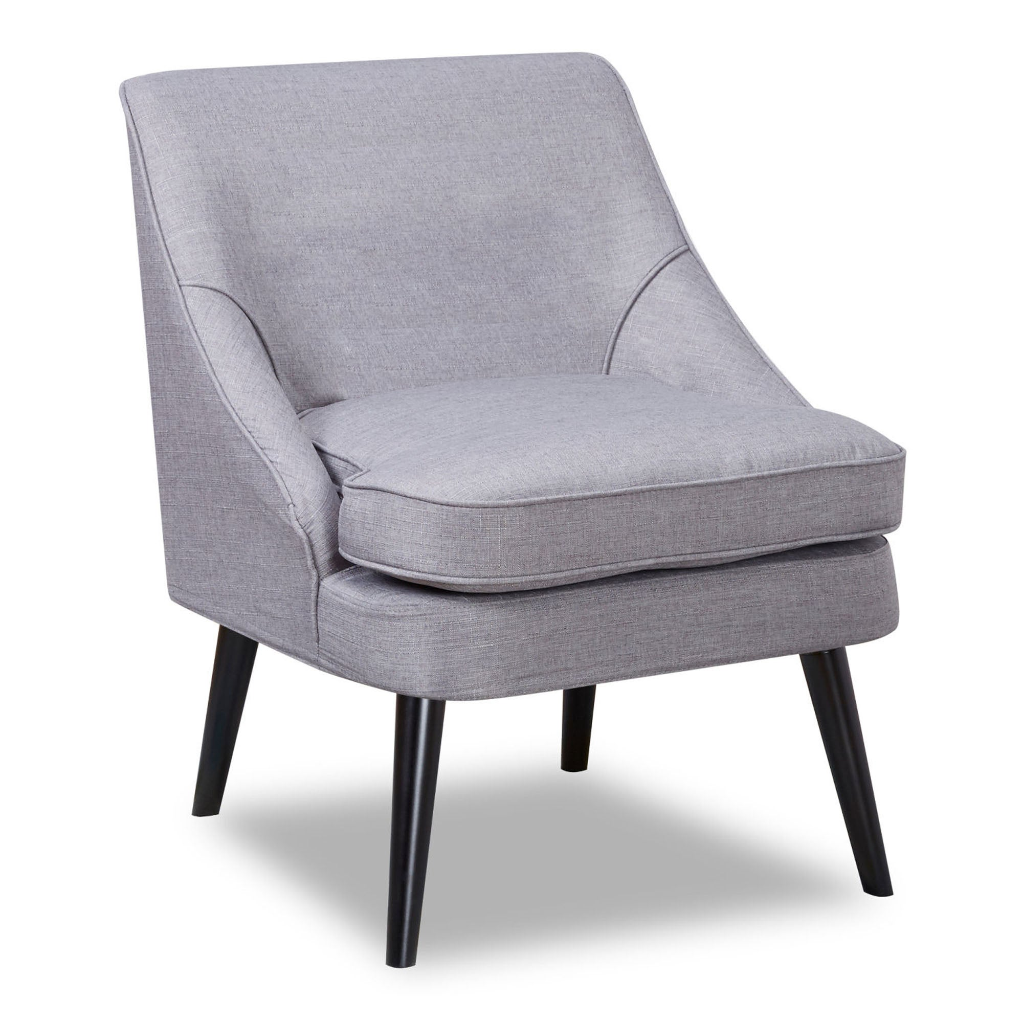Photo of Crawford fabric armchair
